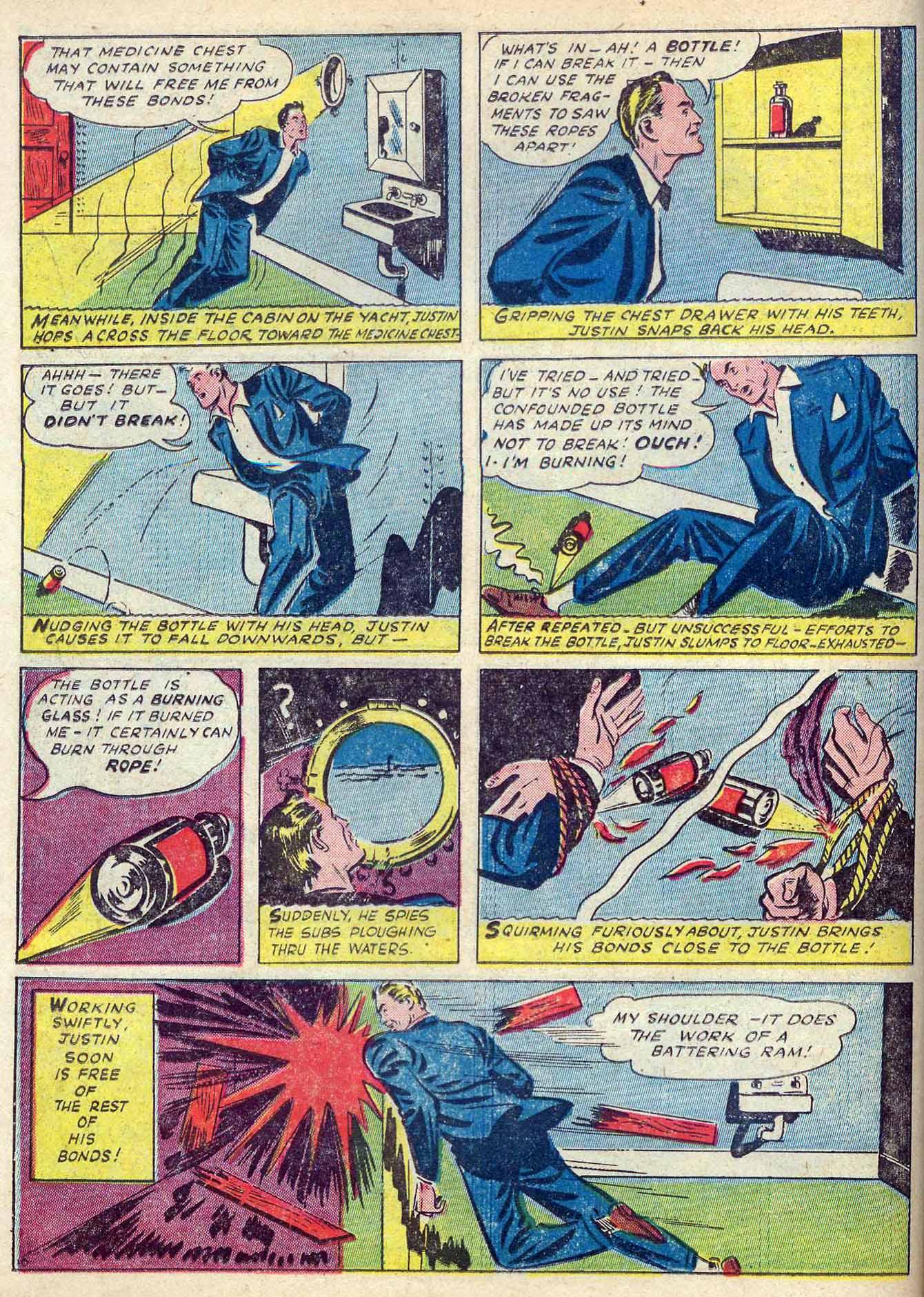 Read online Adventure Comics (1938) comic -  Issue #70 - 26