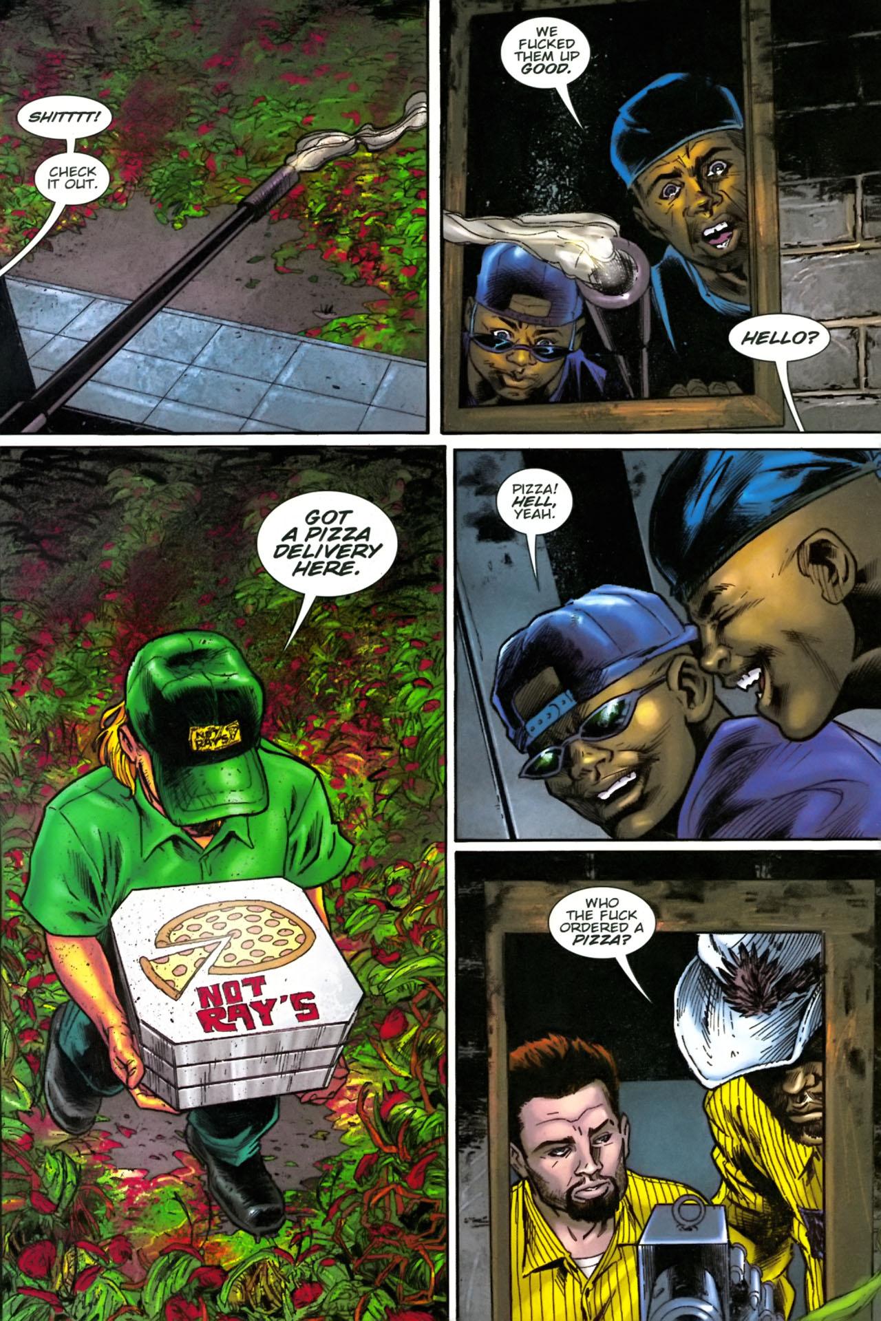 Read online The Exterminators comic -  Issue #22 - 19