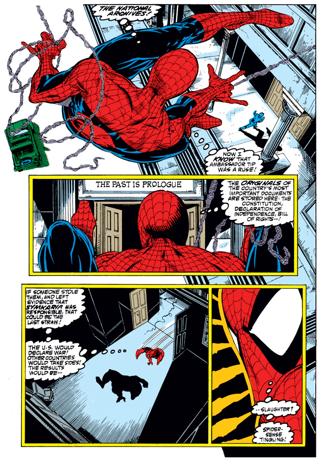 The Amazing Spider-Man (1963) 325 Page 11