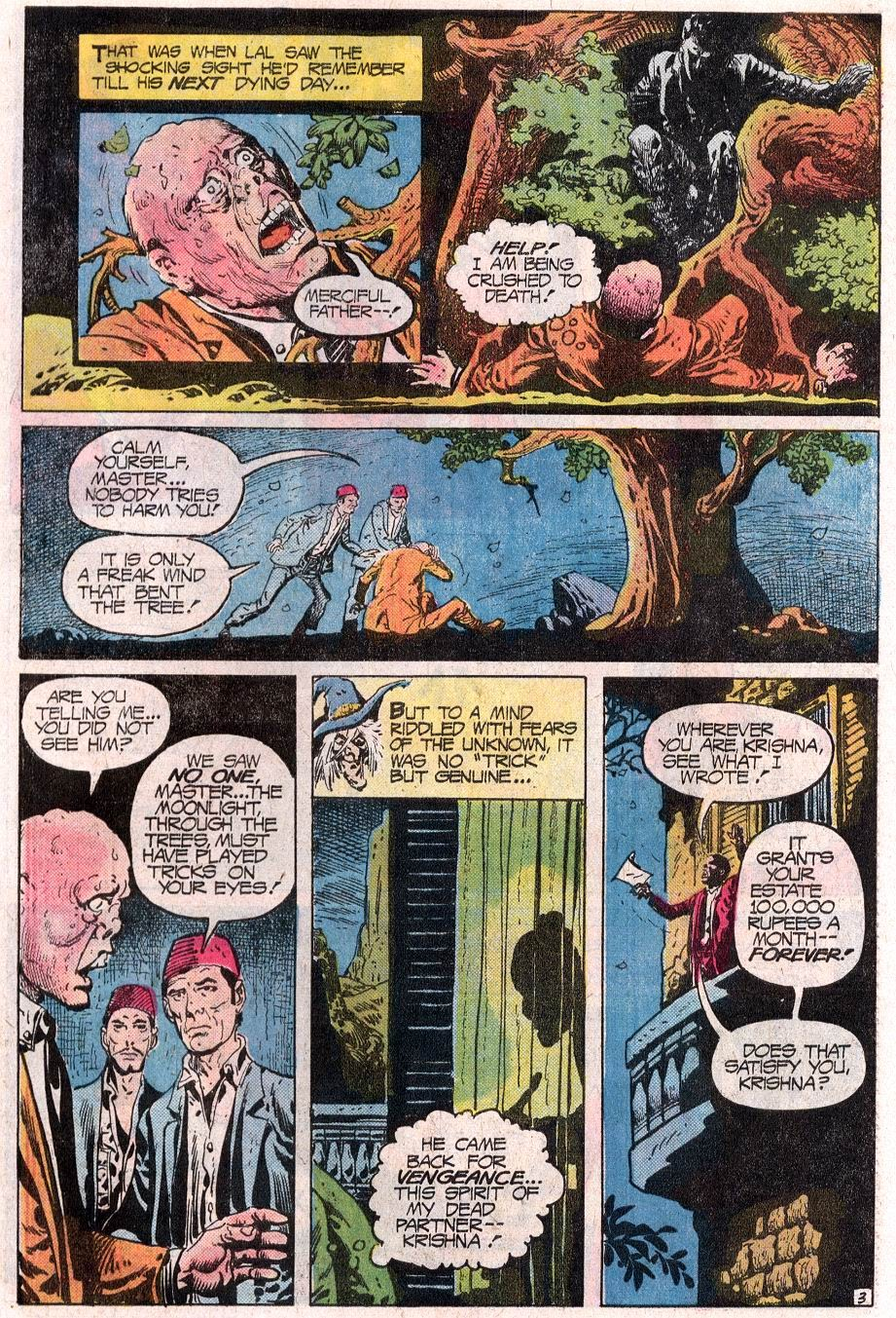The Witching Hour (1969) issue 72 - Page 16
