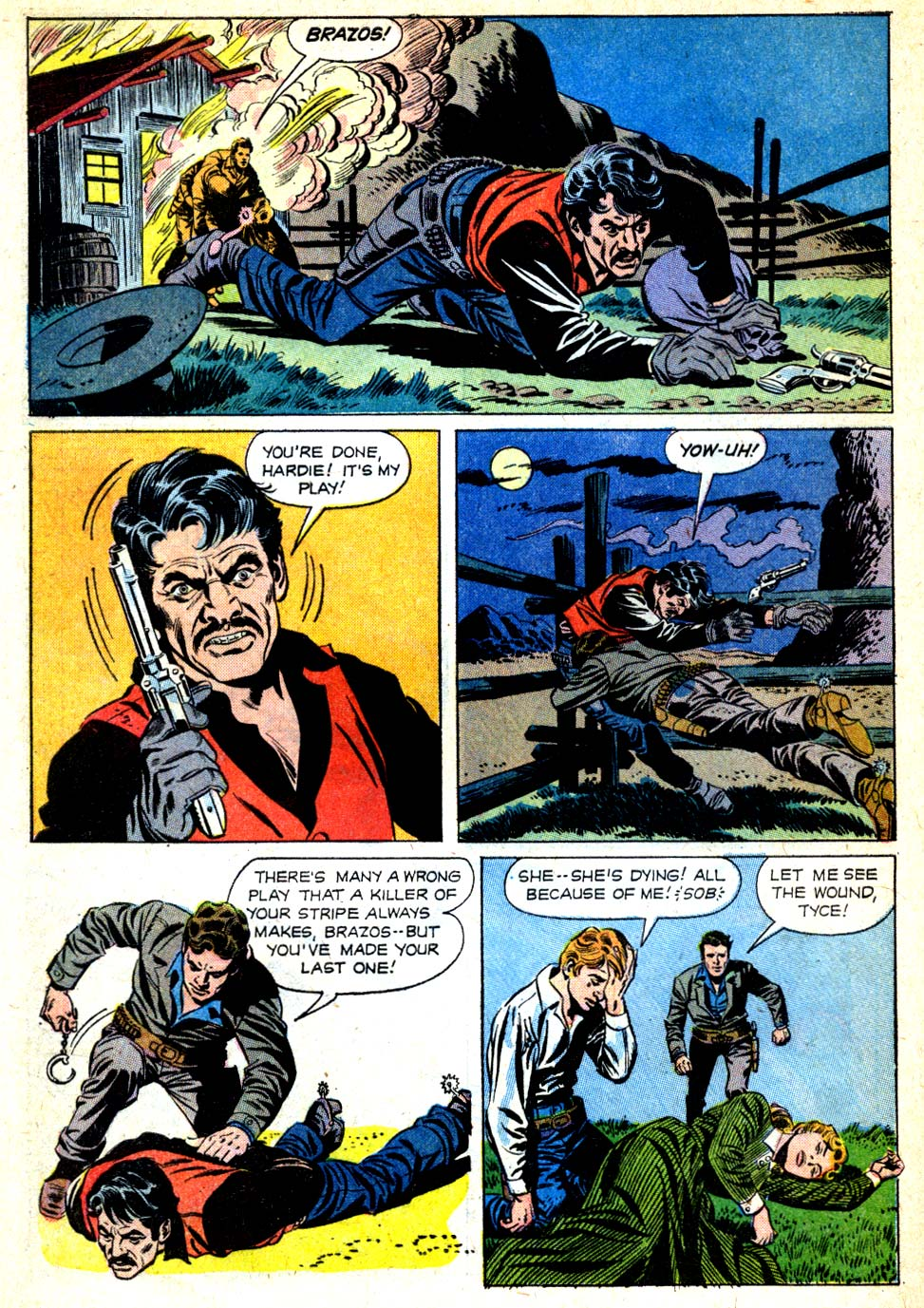 Four Color Comics issue 1075 - Page 32