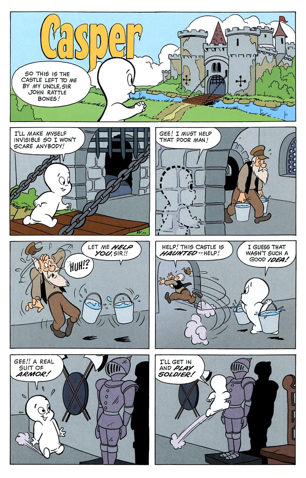 Read online Casper's Scare School comic -  Issue #2 - 24