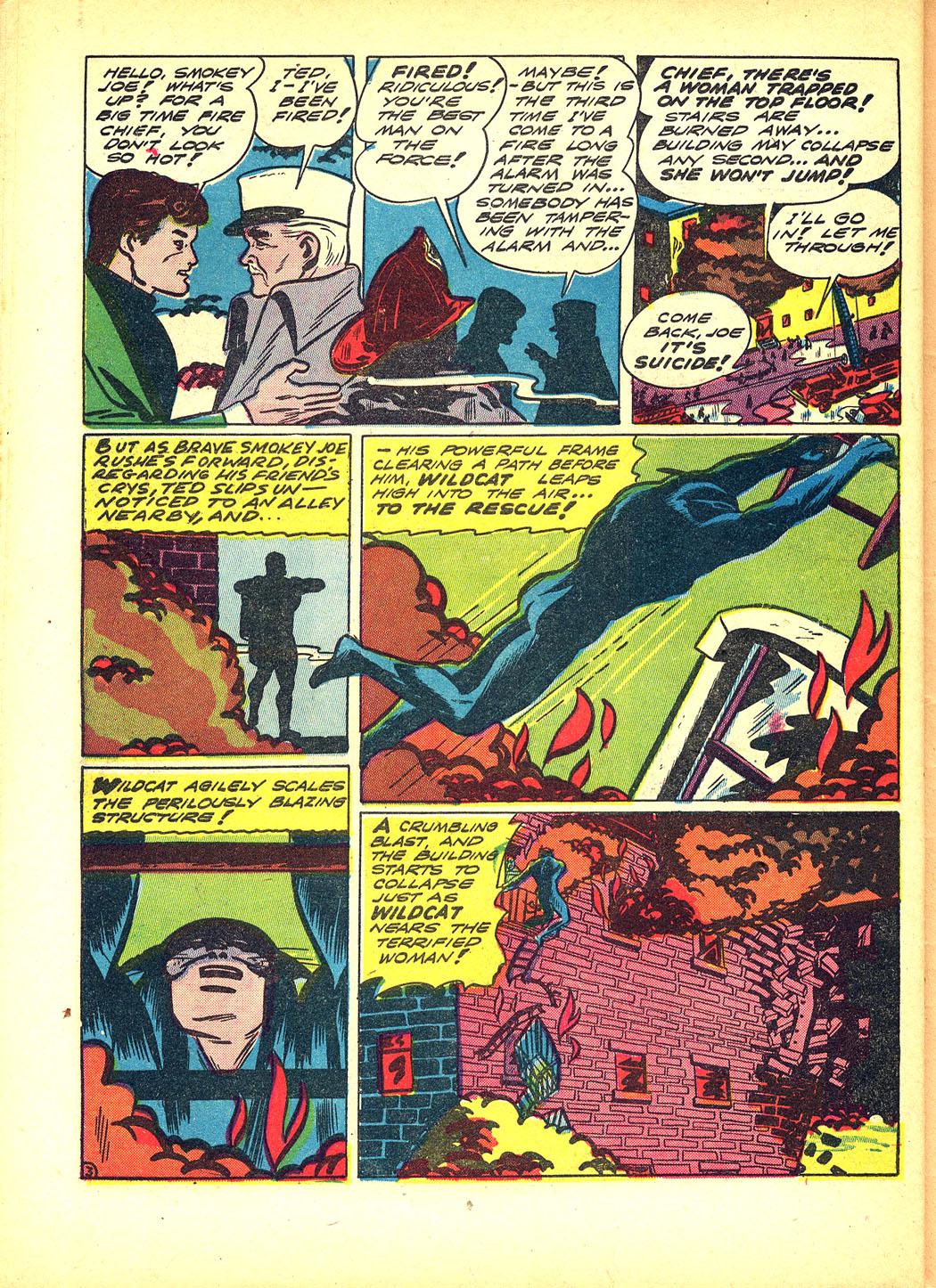 Read online Sensation (Mystery) Comics comic -  Issue #8 - 58