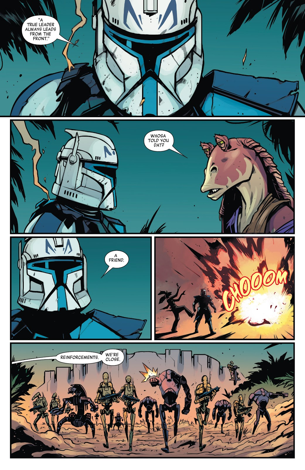Read online Star Wars: Age of Republic Special comic -  Issue # Full - 31