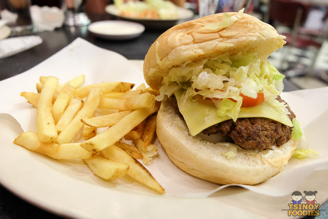 johnny rockets burger
