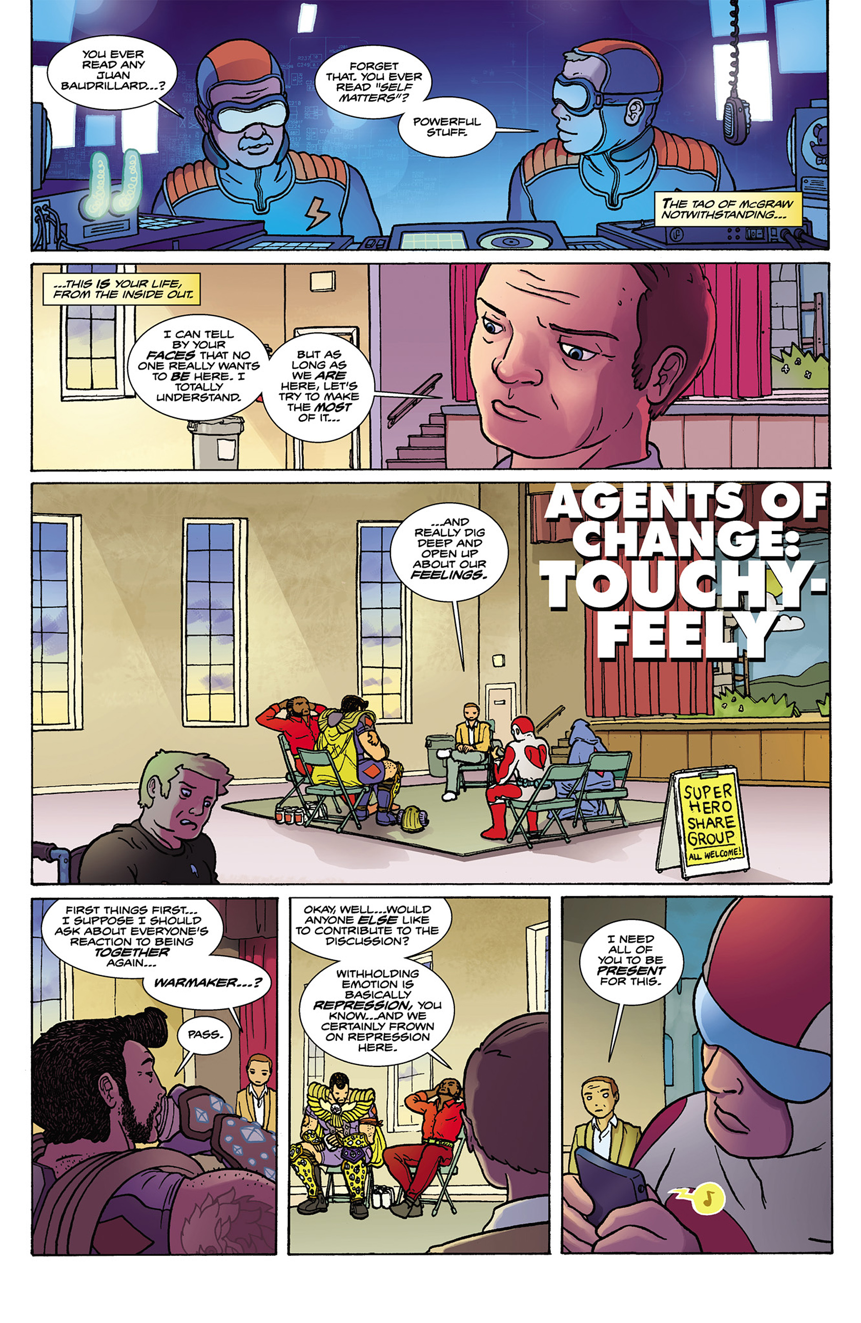 Read online Catalyst Comix comic -  Issue #2 - 24