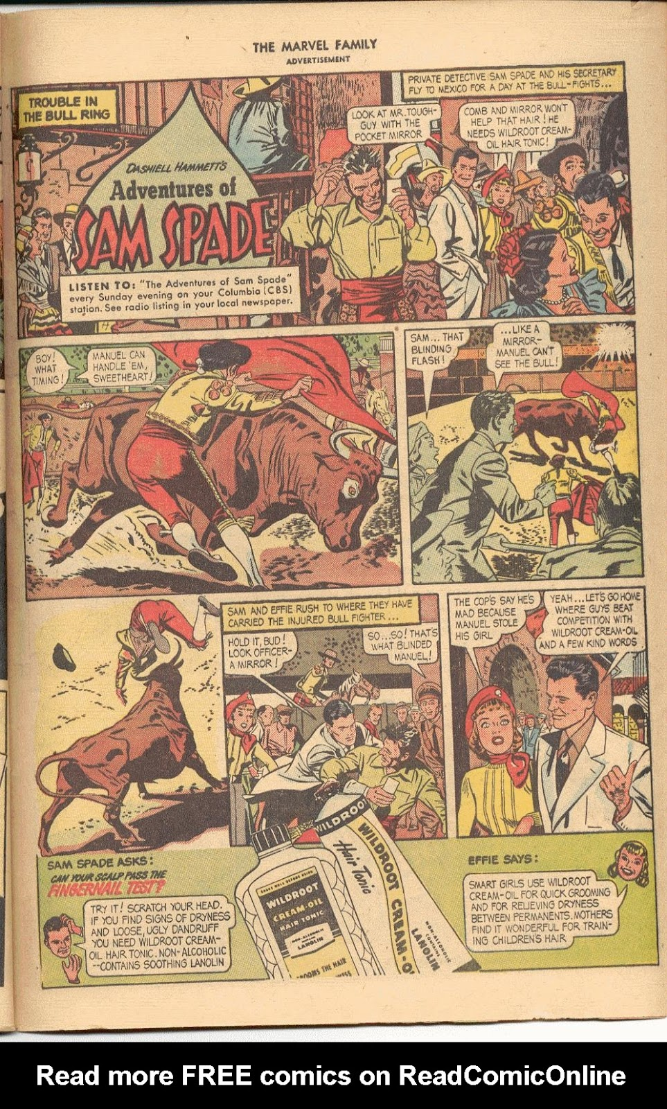 The Marvel Family issue 38 - Page 49