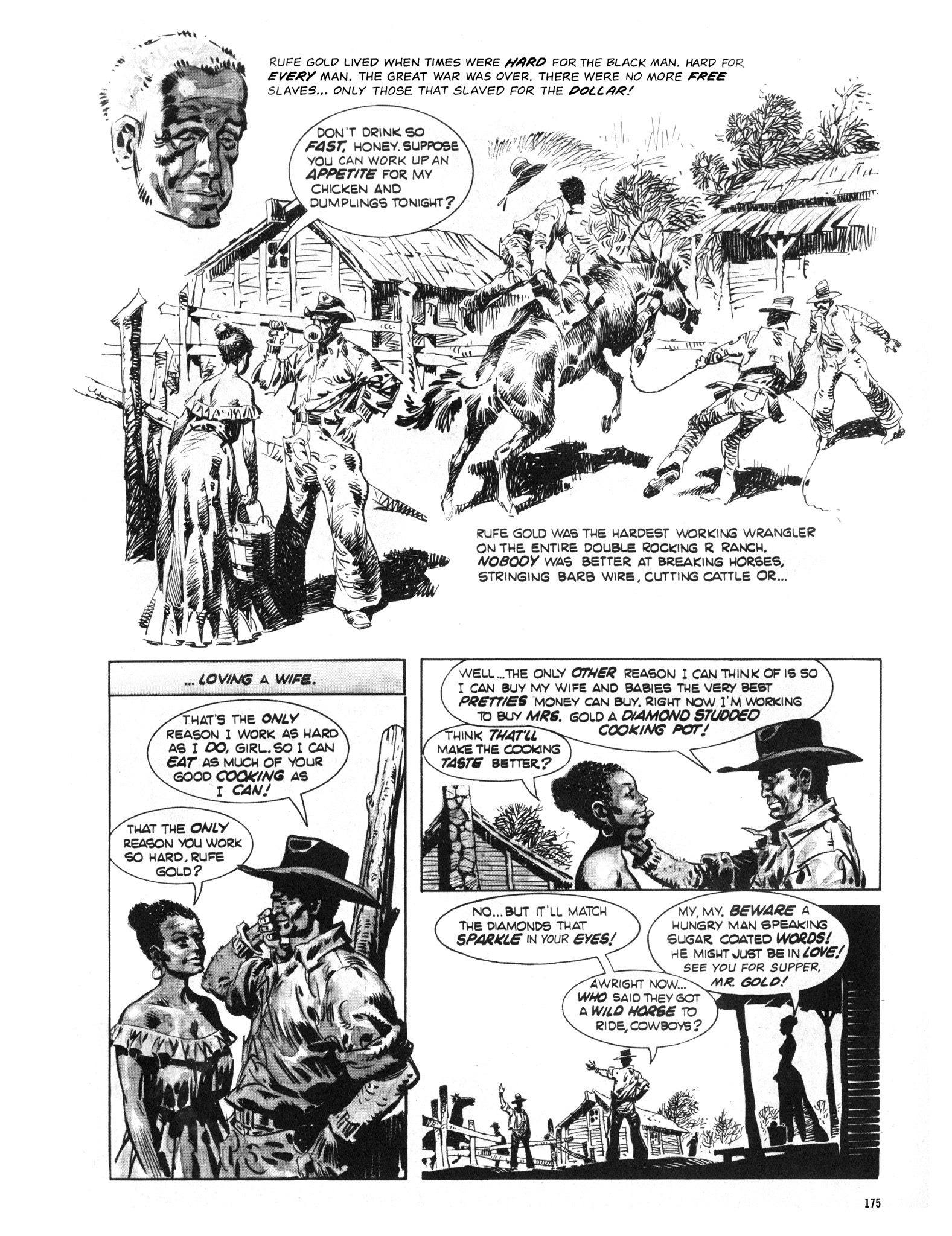 Read online Eerie Archives comic -  Issue # TPB 14 - 176