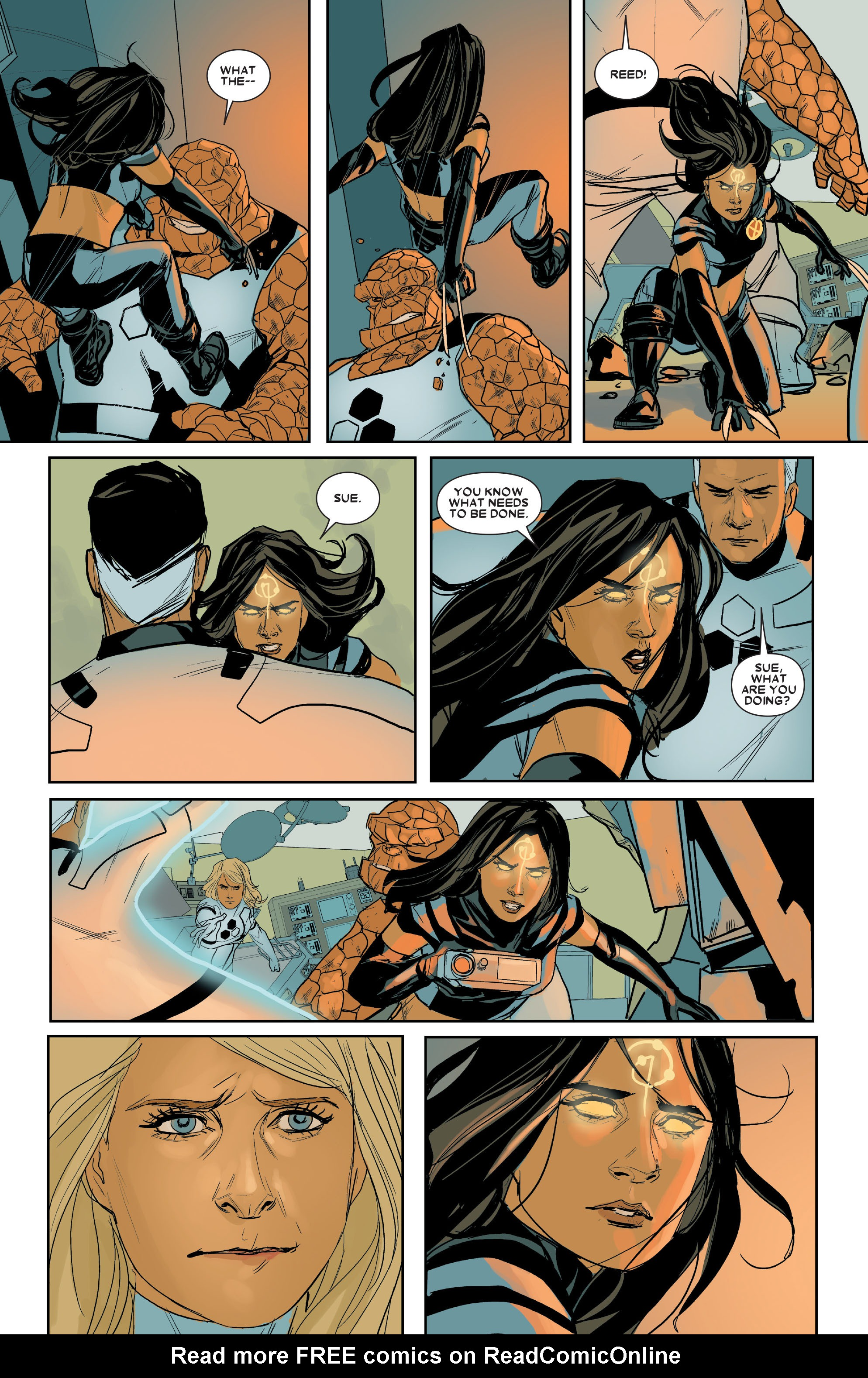 Read online X-23 (2010) comic -  Issue #16 - 9
