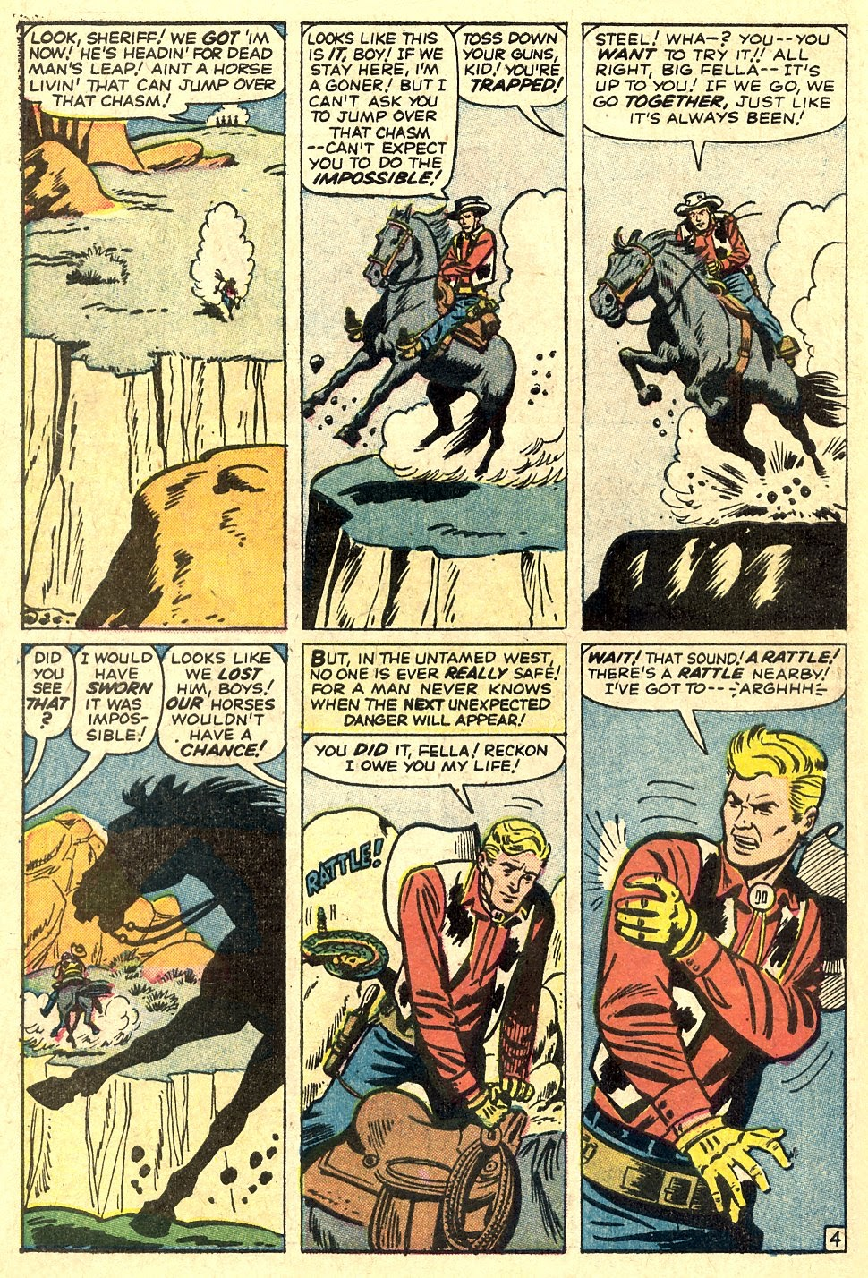 Kid Colt Outlaw issue 110 - Page 6