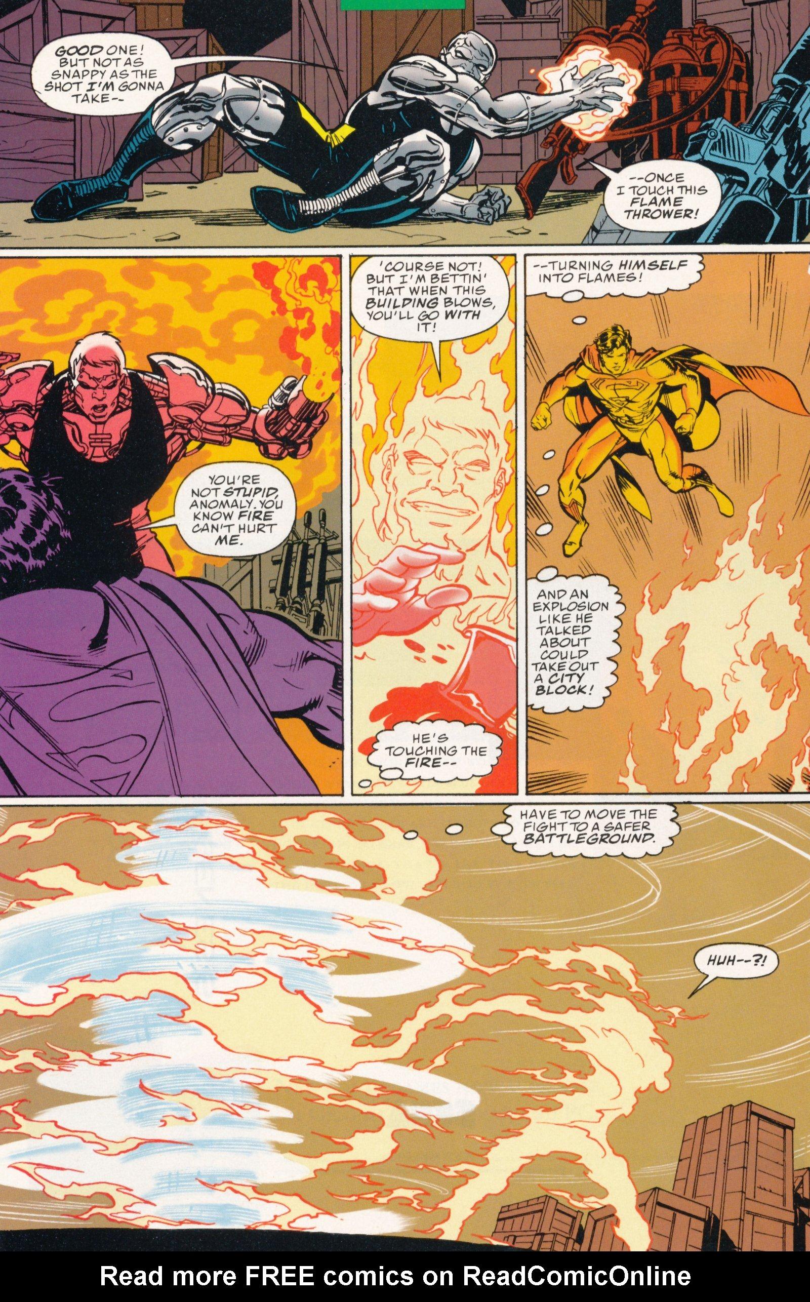 Action Comics (1938) 730 Page 17