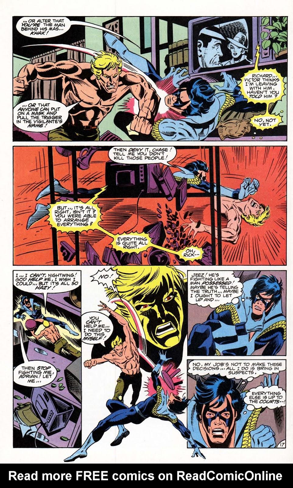 Vigilante (1983) issue 21 - Page 20
