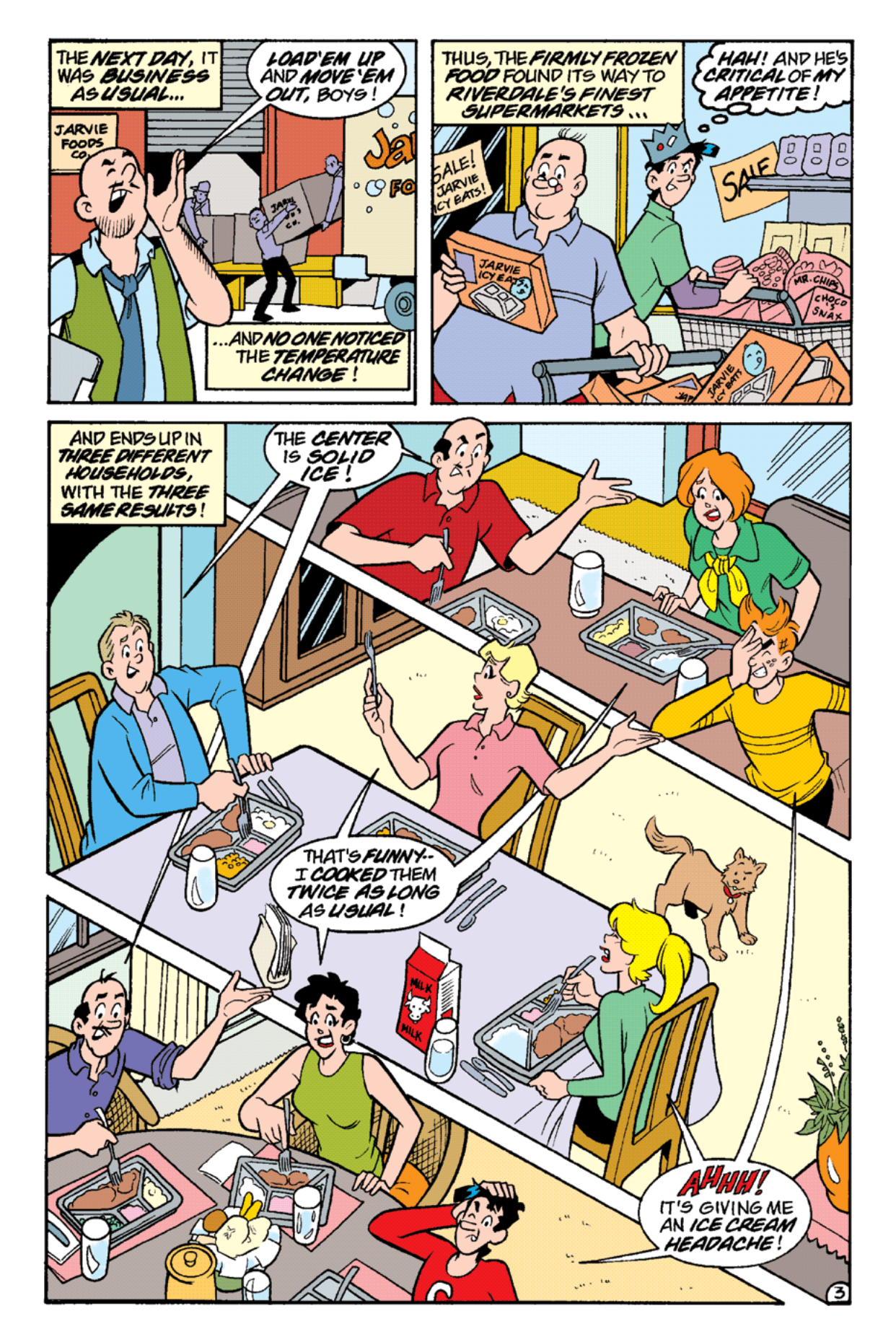 Read online Archie's Weird Mysteries comic -  Issue #18 - 5