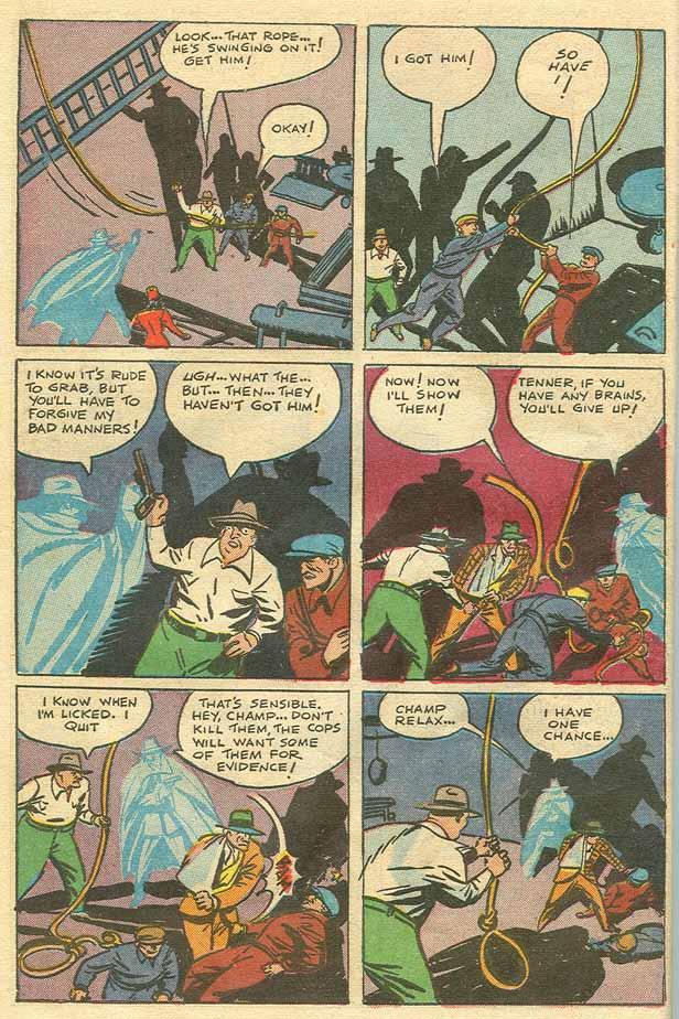 Read online Shadow Comics comic -  Issue #79 - 13