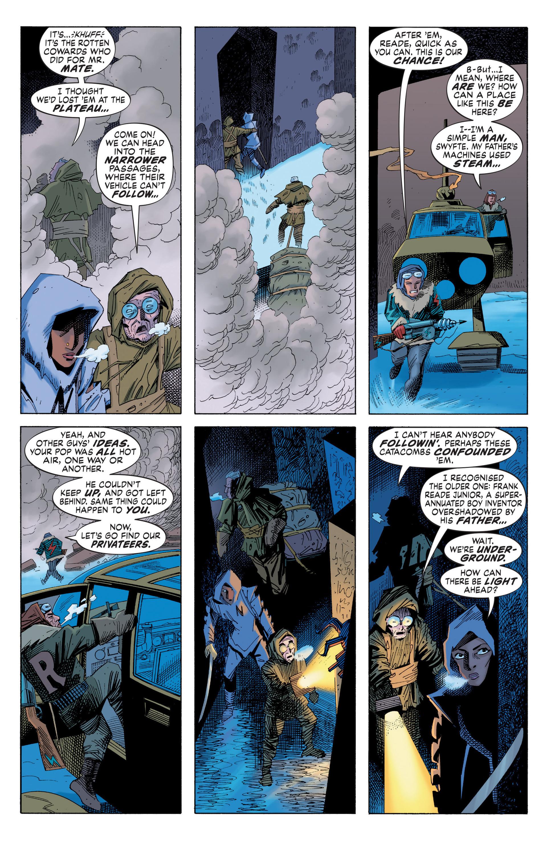 Read online Nemo: Heart of Ice comic -  Issue # Full - 39