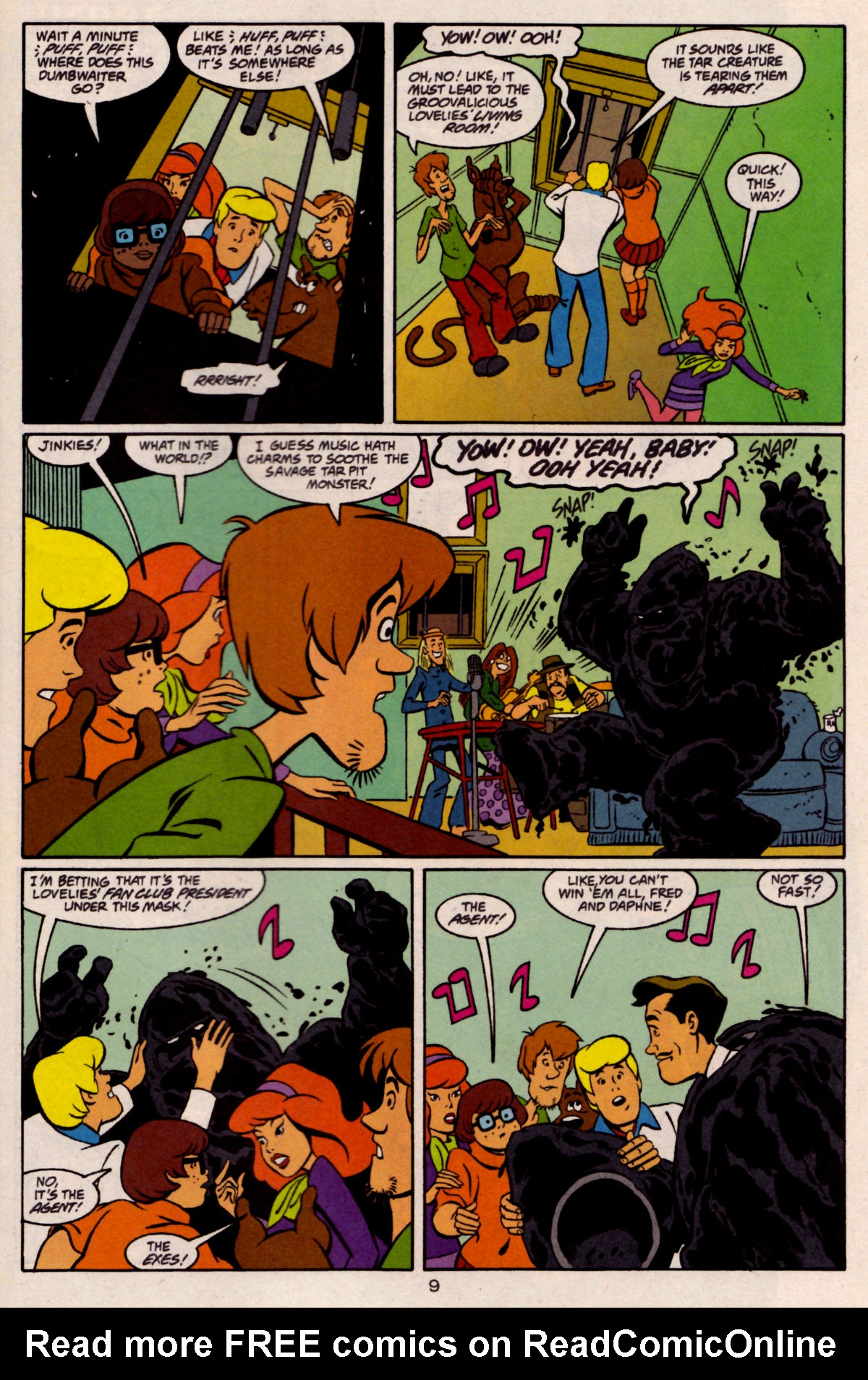 Read online Scooby-Doo (1997) comic -  Issue #27 - 22