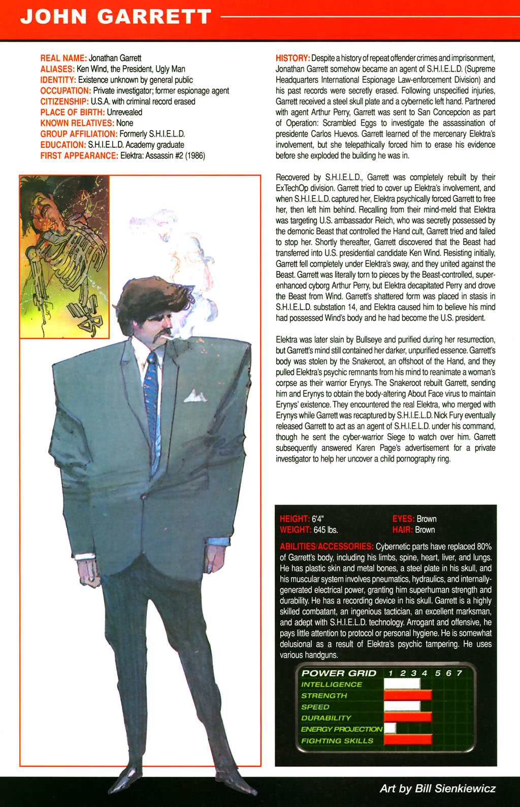 Read online All-New Official Handbook of the Marvel Universe A to Z comic -  Issue #4 - 56