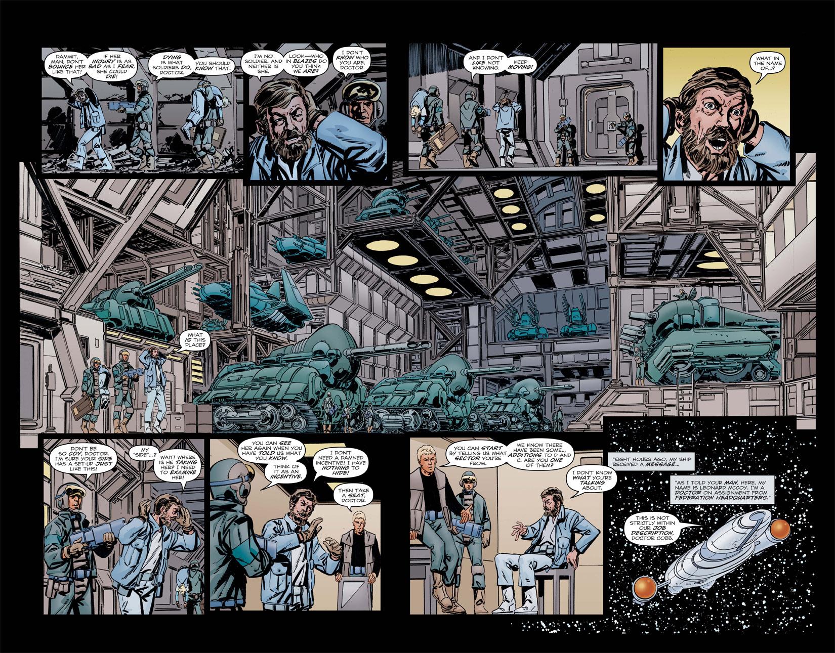 Read online Star Trek: Leonard McCoy, Frontier Doctor comic -  Issue #3 - 8