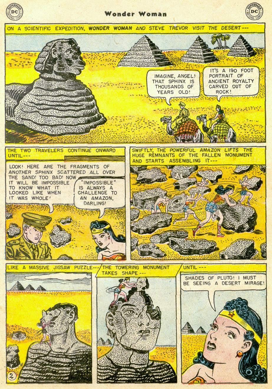 Read online Wonder Woman (1942) comic -  Issue #76 - 14