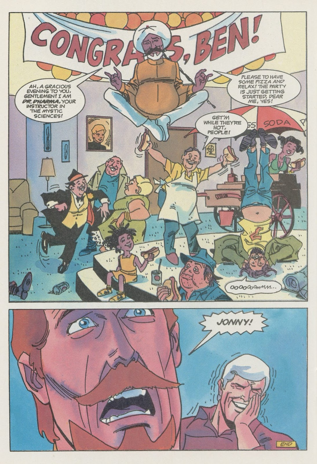 Jonny Quest (1986) issue 19 - Page 28