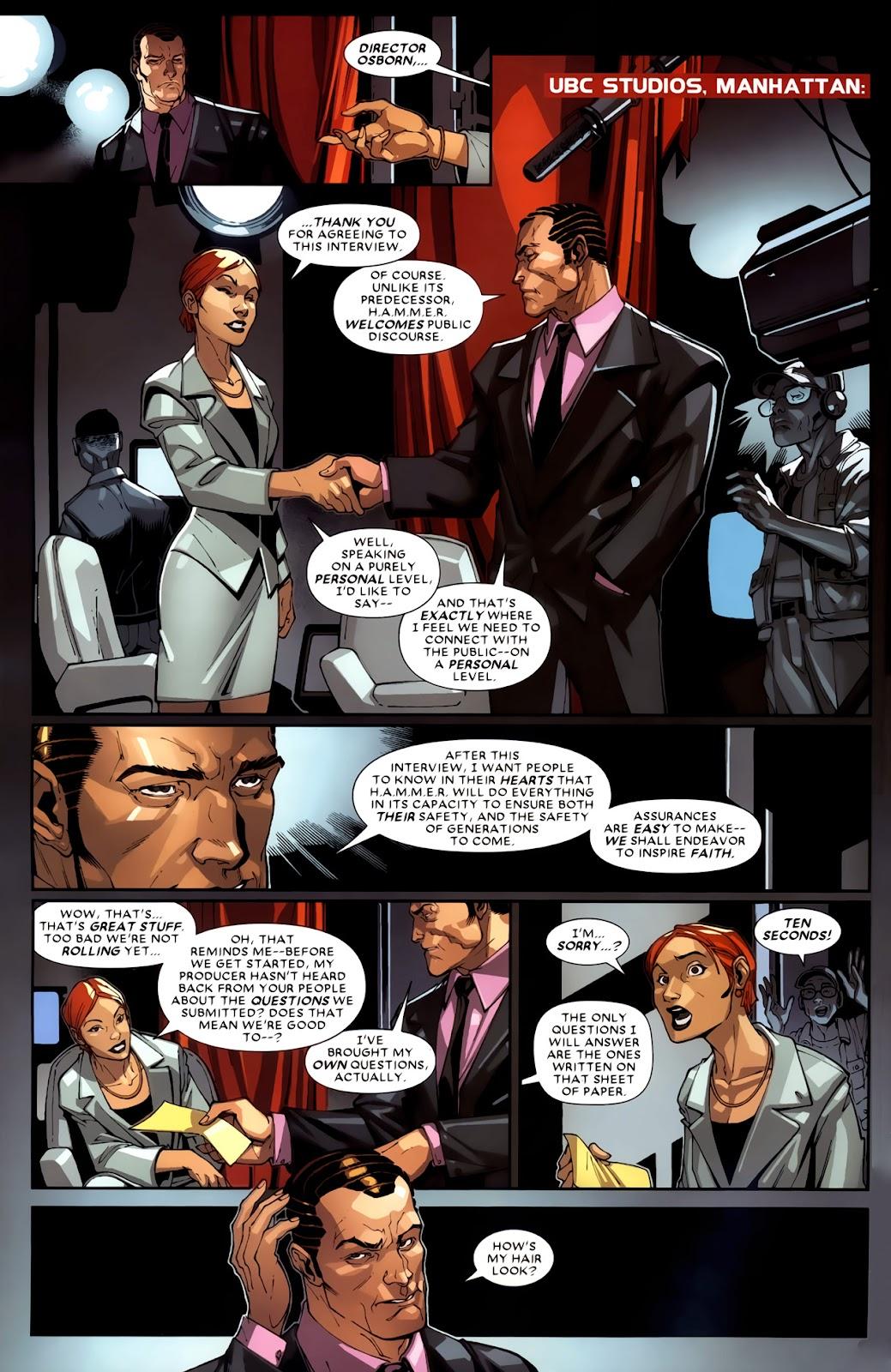 Read online Deadpool (2008) comic -  Issue #10 - 3