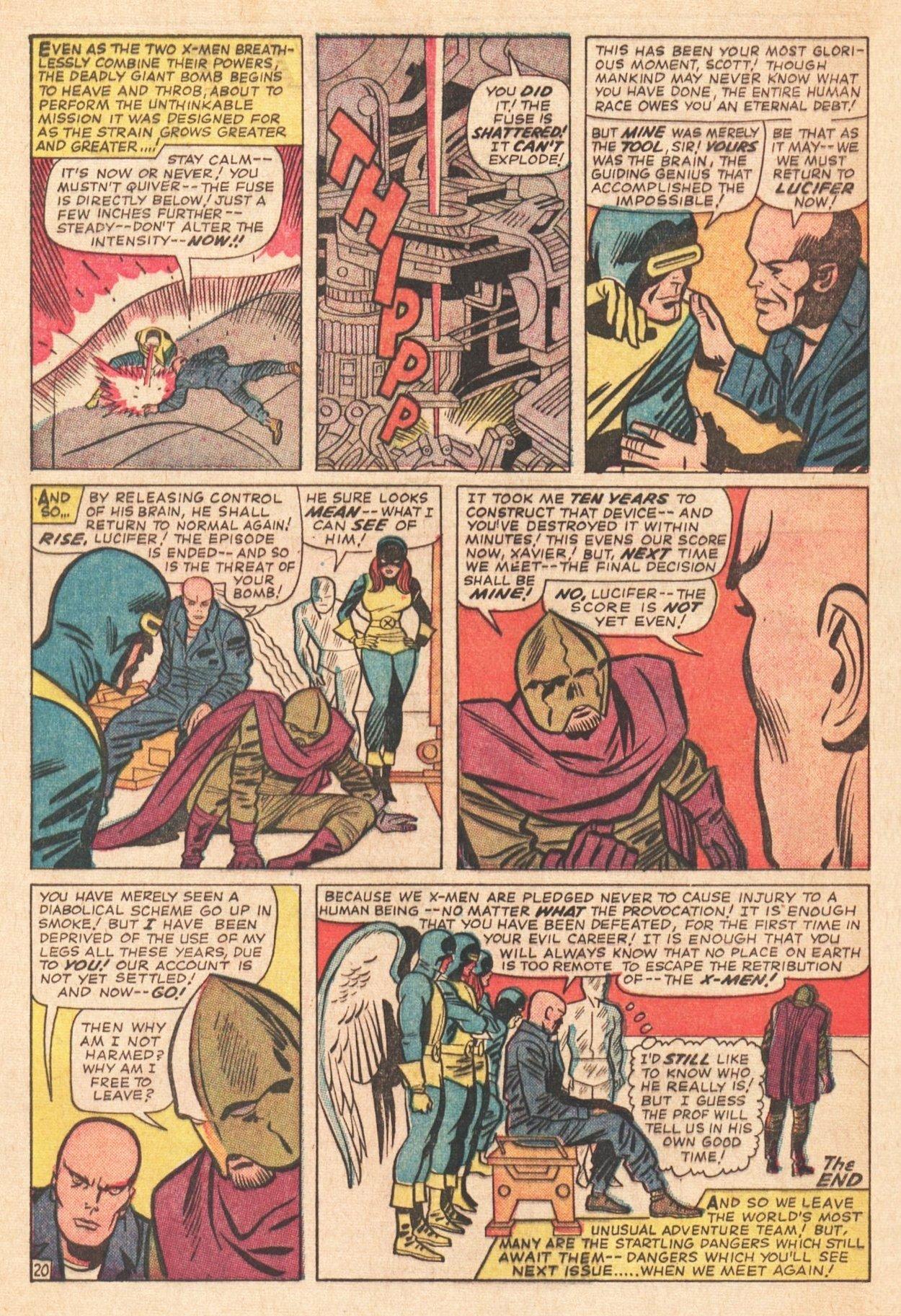 Read online Uncanny X-Men (1963) comic -  Issue # _Annual 1 - 25