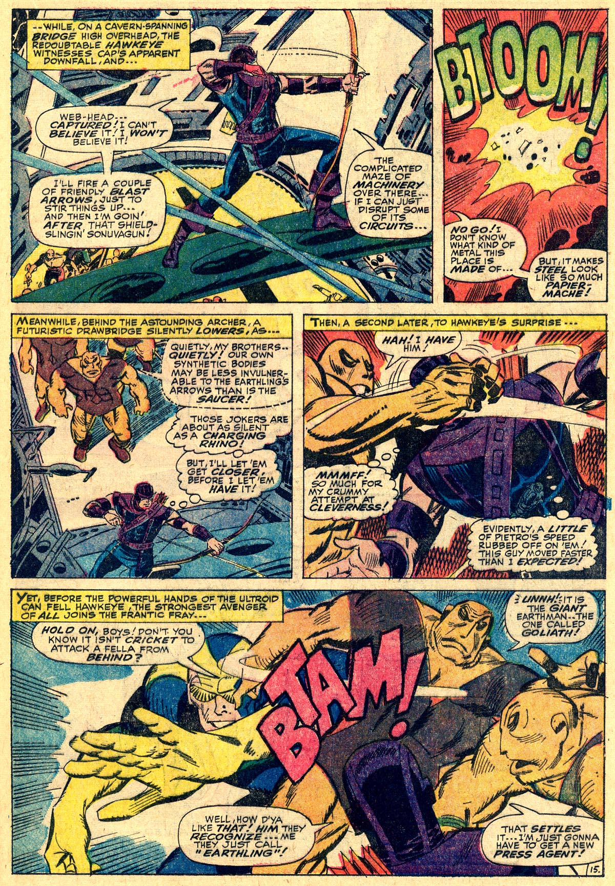 The Avengers (1963) 36 Page 20