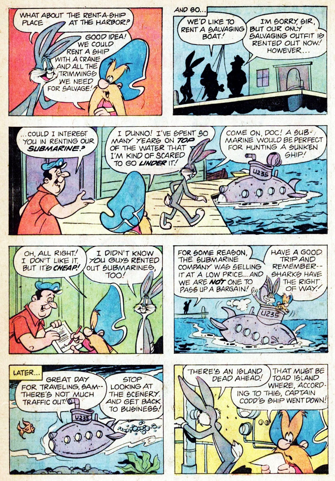 Yosemite Sam and Bugs Bunny issue 43 - Page 25