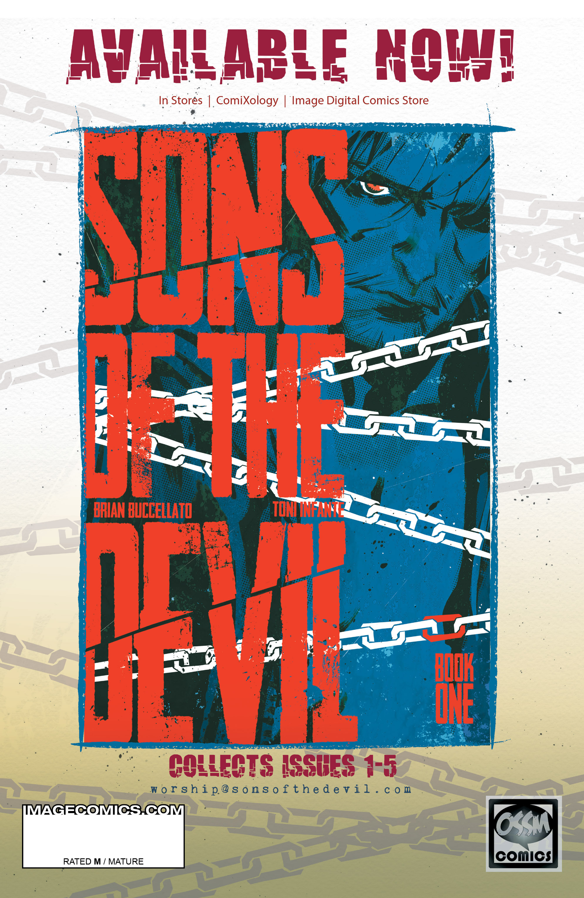 Read online Sons of the Devil comic -  Issue #7 - 30