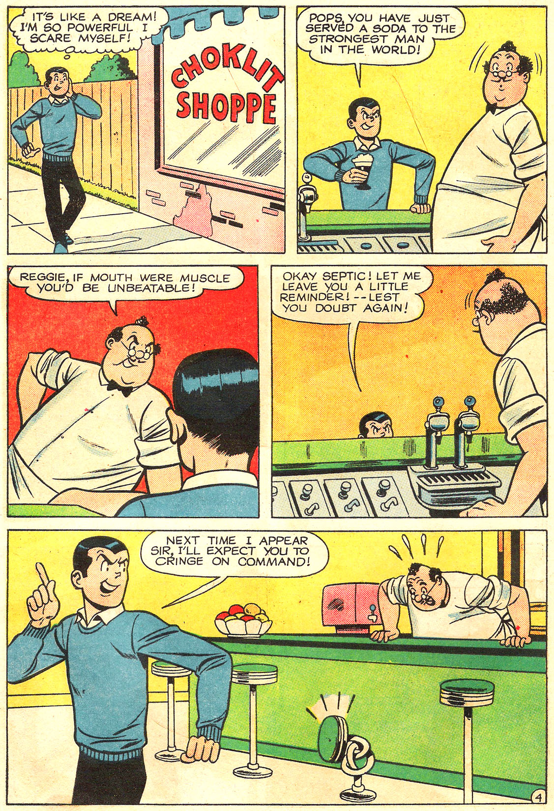 Read online Archie (1960) comic -  Issue #160 - 14