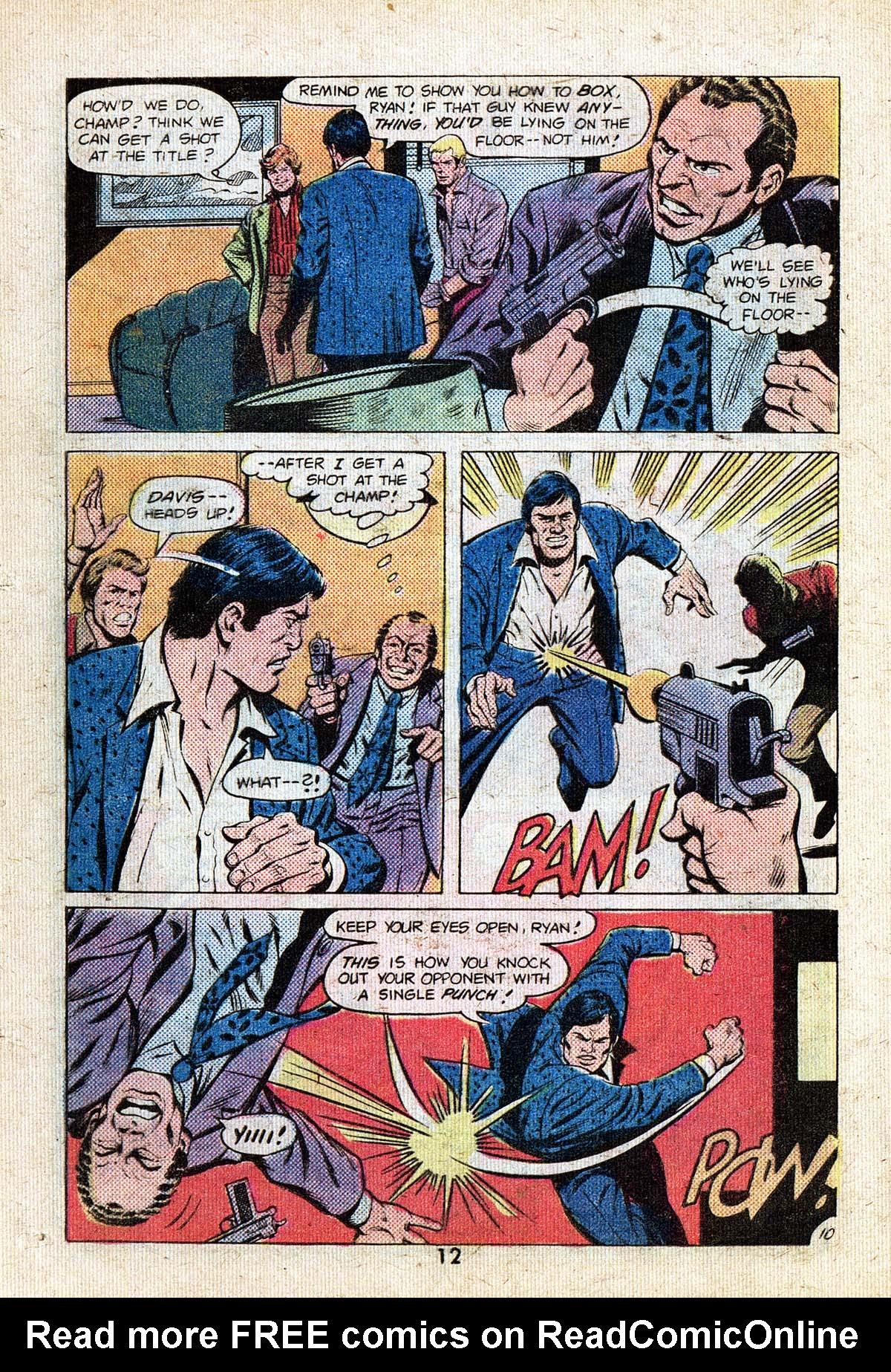 Read online Adventure Comics (1938) comic -  Issue #494 - 12