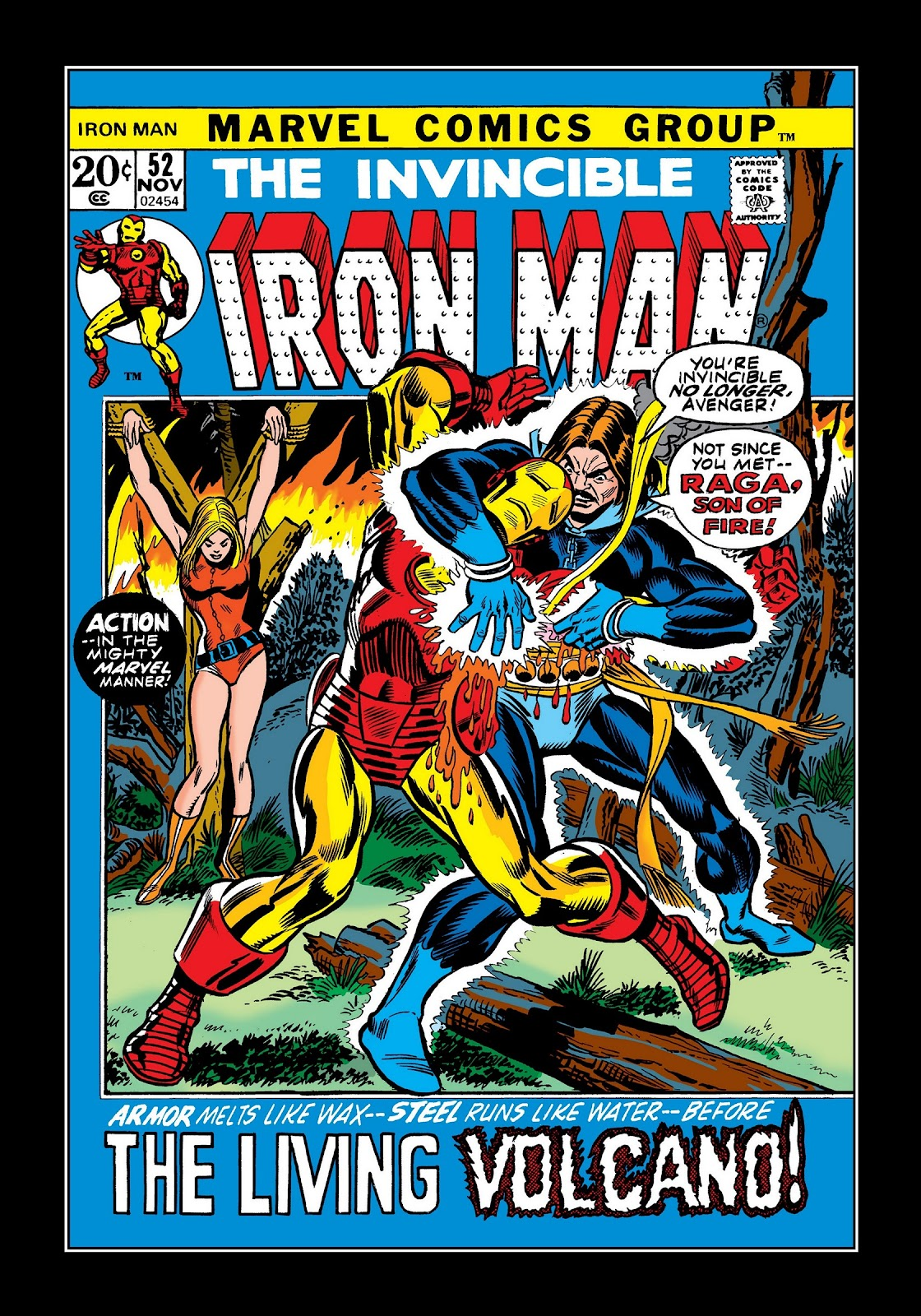 Read online Marvel Masterworks: The Invincible Iron Man comic -  Issue # TPB 8 (Part 3) - 73