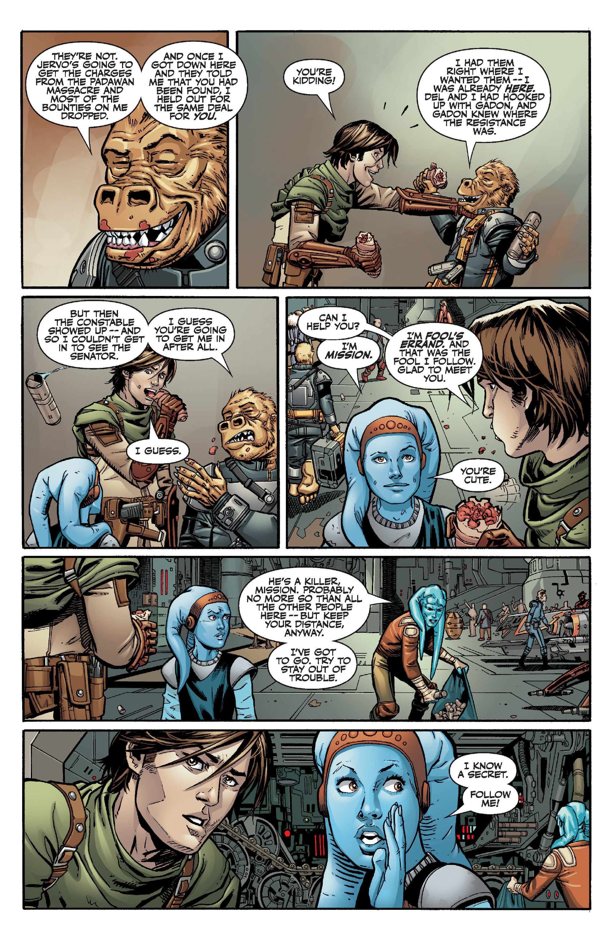 Read online Star Wars Omnibus comic -  Issue # Vol. 32 - 87