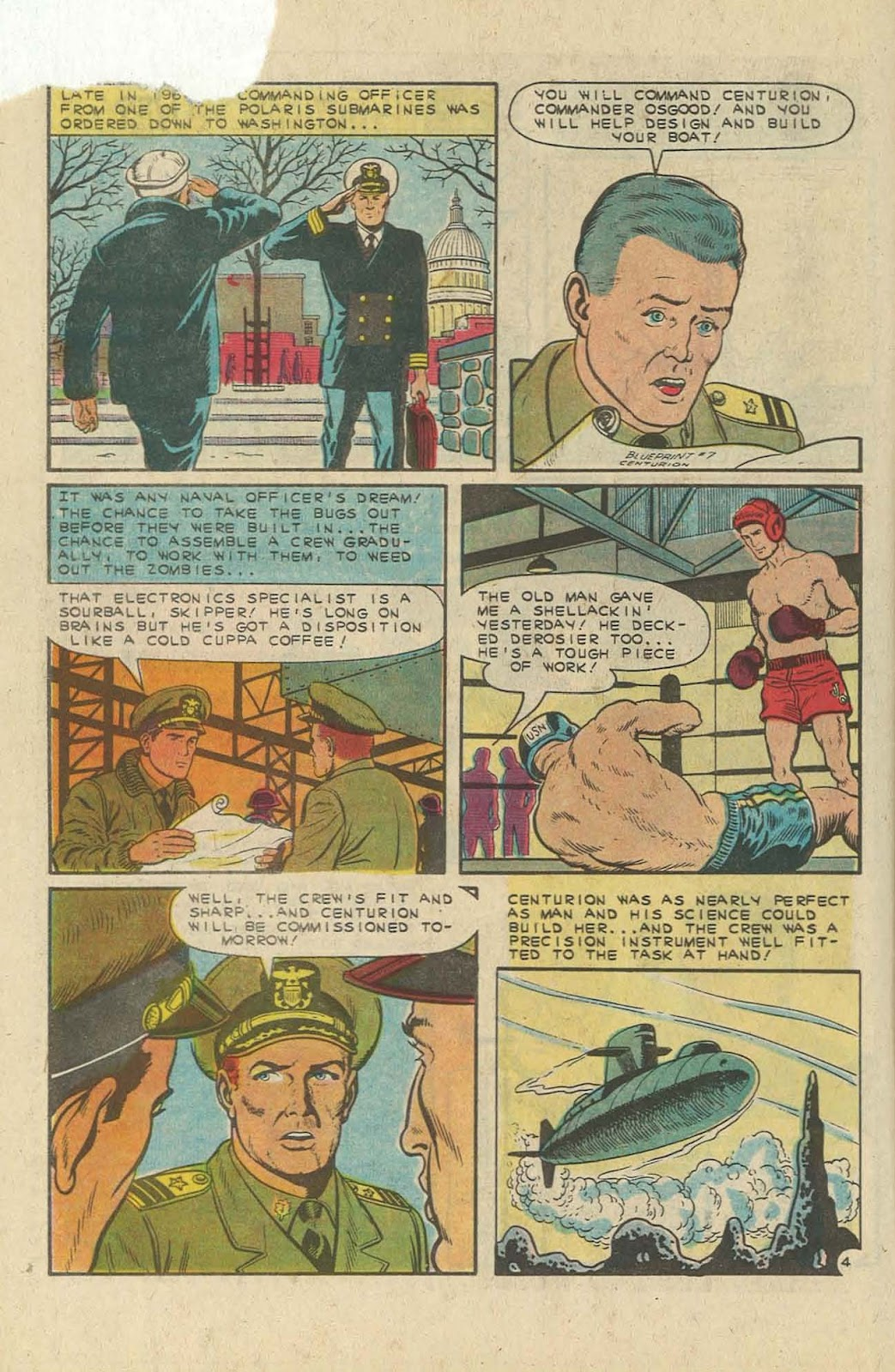 Read online Fightin' Navy comic -  Issue #131 - 6