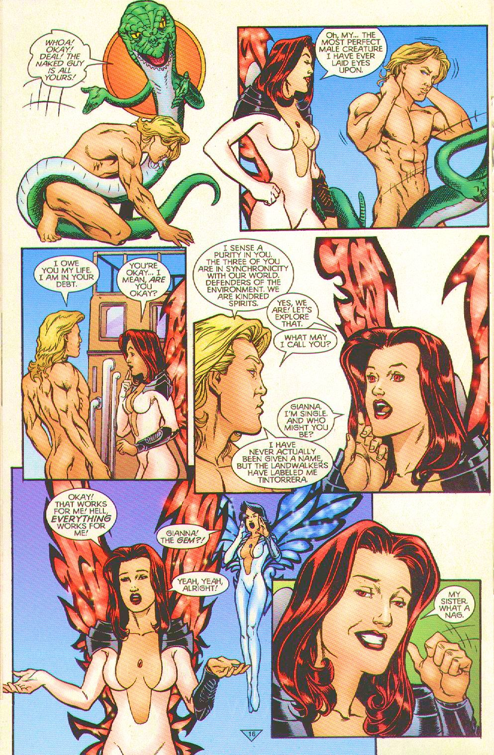 Read online Trinity Angels comic -  Issue #8 - 15
