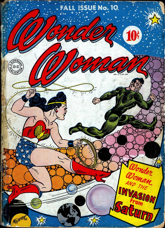 Read online Wonder Woman (1942) comic -  Issue #10 - 1