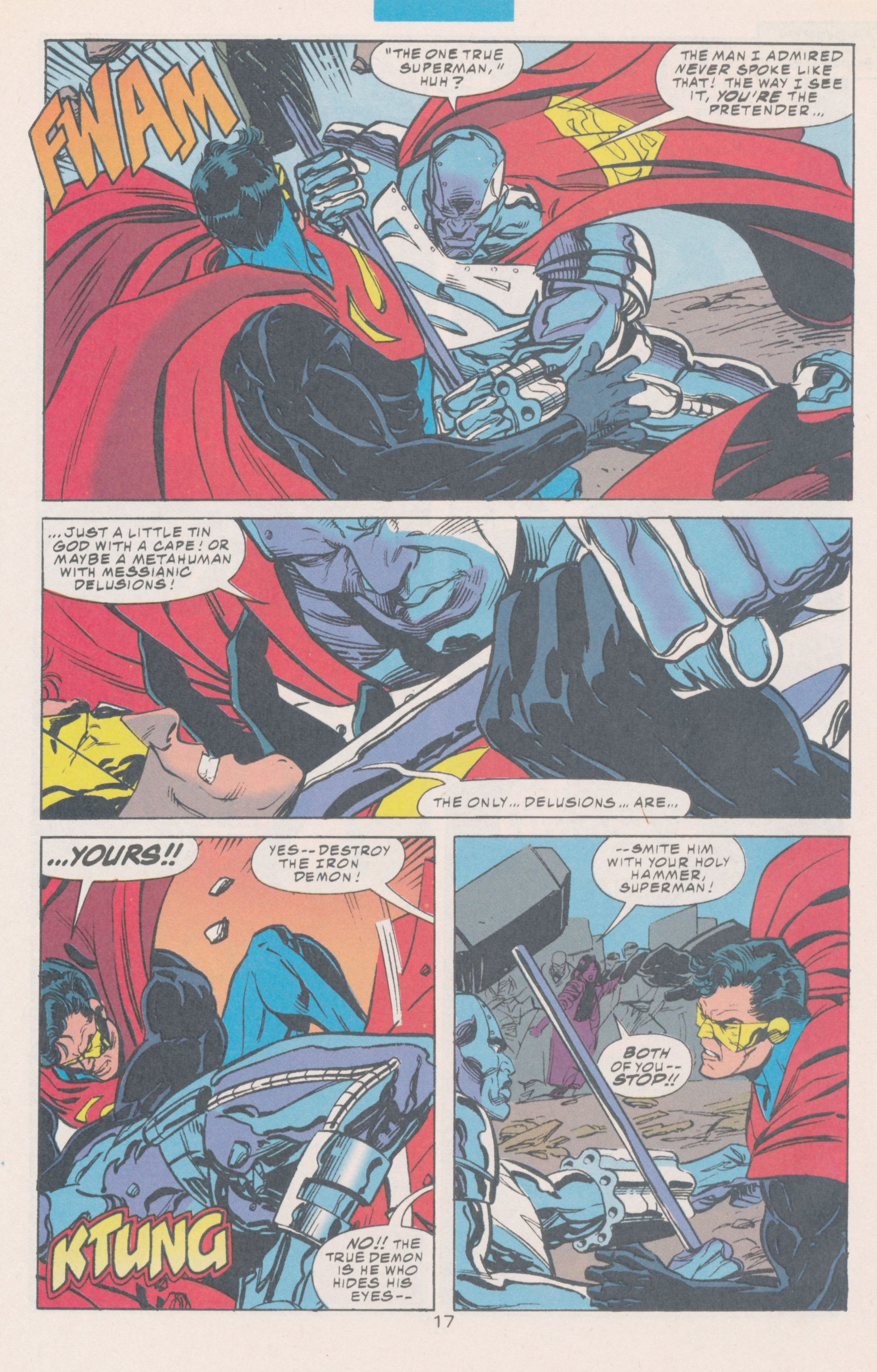 Action Comics (1938) 689 Page 23