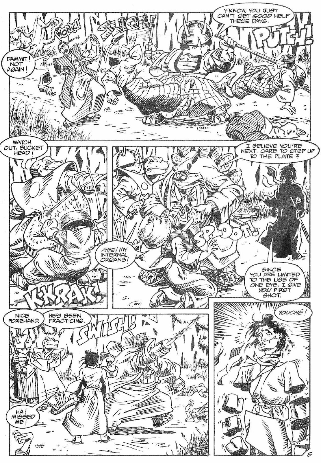 Dinosaurs For Hire (1988) issue 8 - Page 7