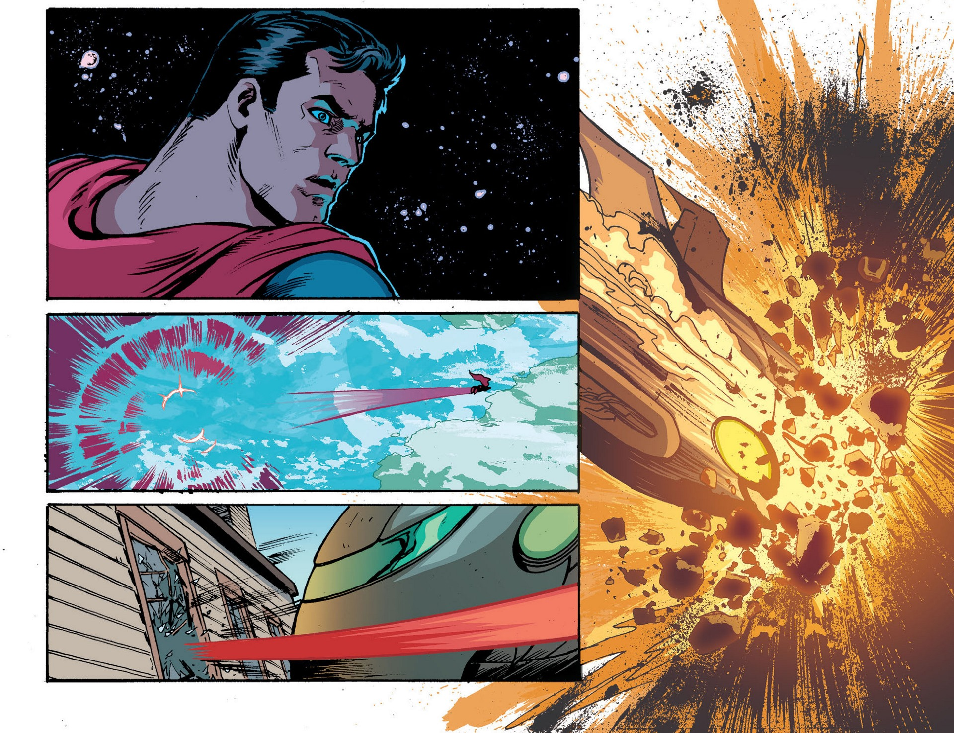 Read online Adventures of Superman [I] comic -  Issue #14 - 18