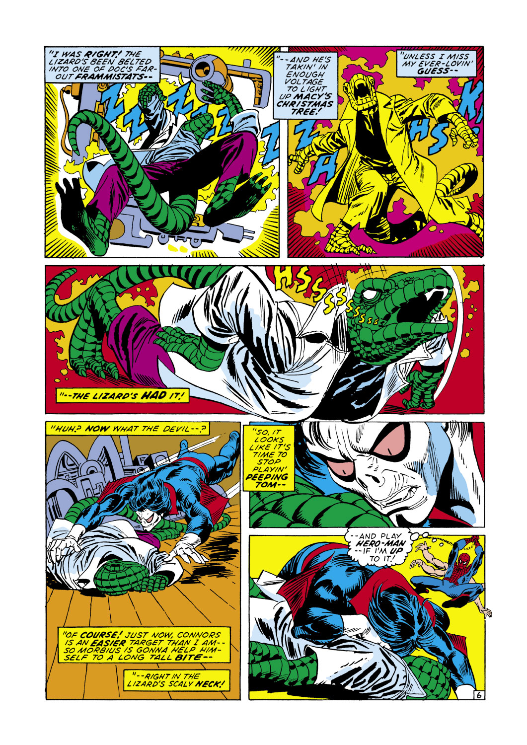 The Amazing Spider-Man (1963) 102 Page 6