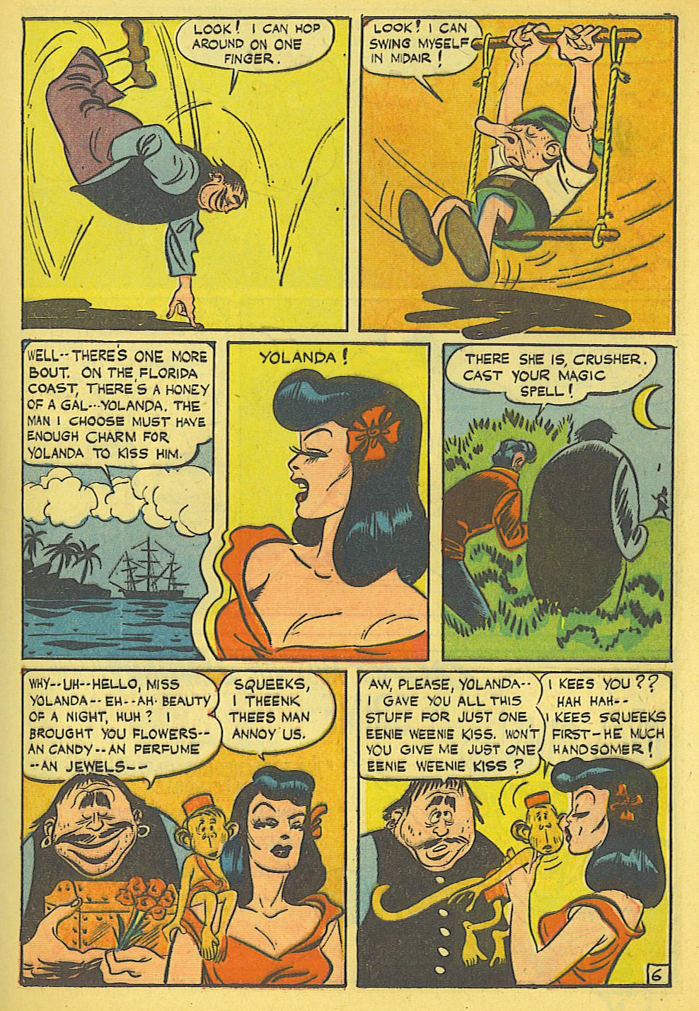 Daredevil (1941) issue 21 - Page 23