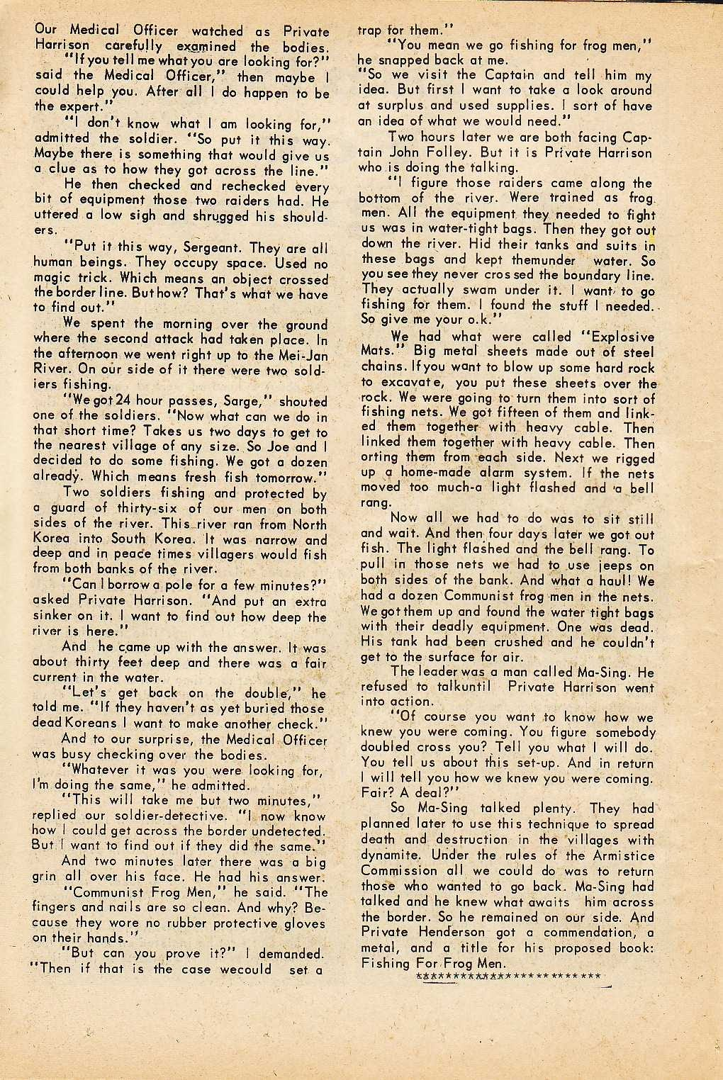 Read online Fightin' Navy comic -  Issue #116 - 18