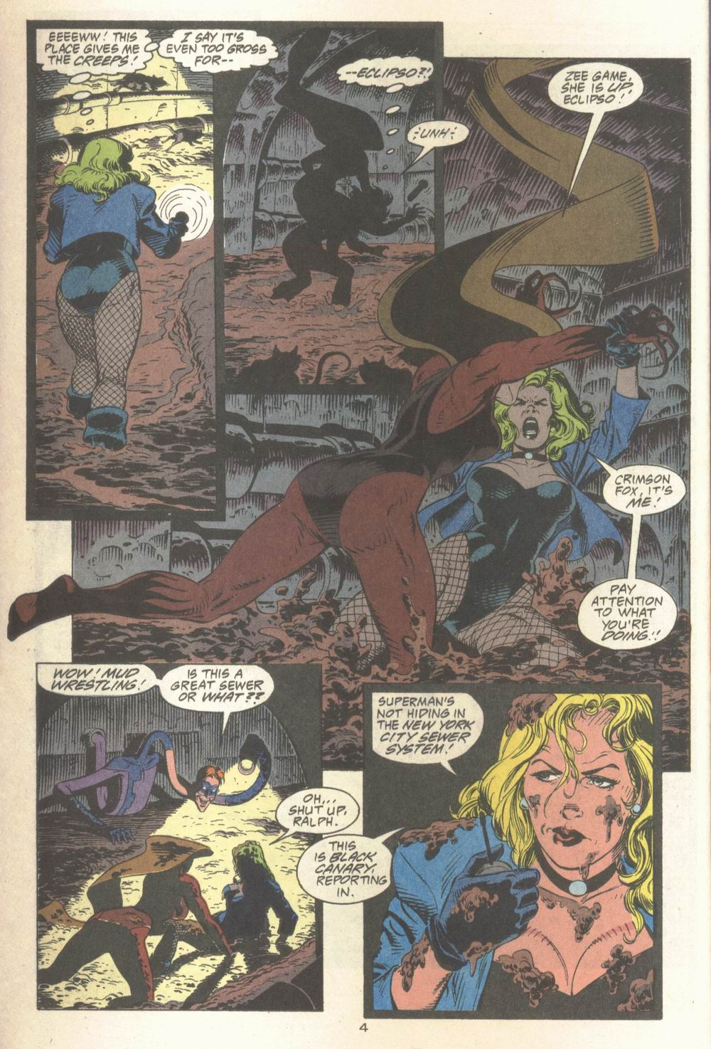 Read online Adventures of Superman (1987) comic -  Issue #Adventures of Superman (1987) _Annual 4 - 5