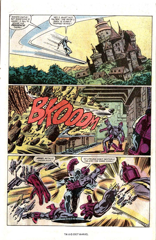 Silver Surfer (1982) Full #1 - English 35