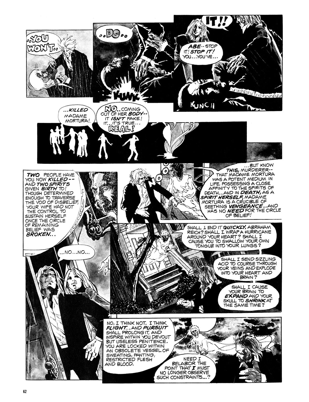 Read online Eerie Archives comic -  Issue # TPB 10 - 63