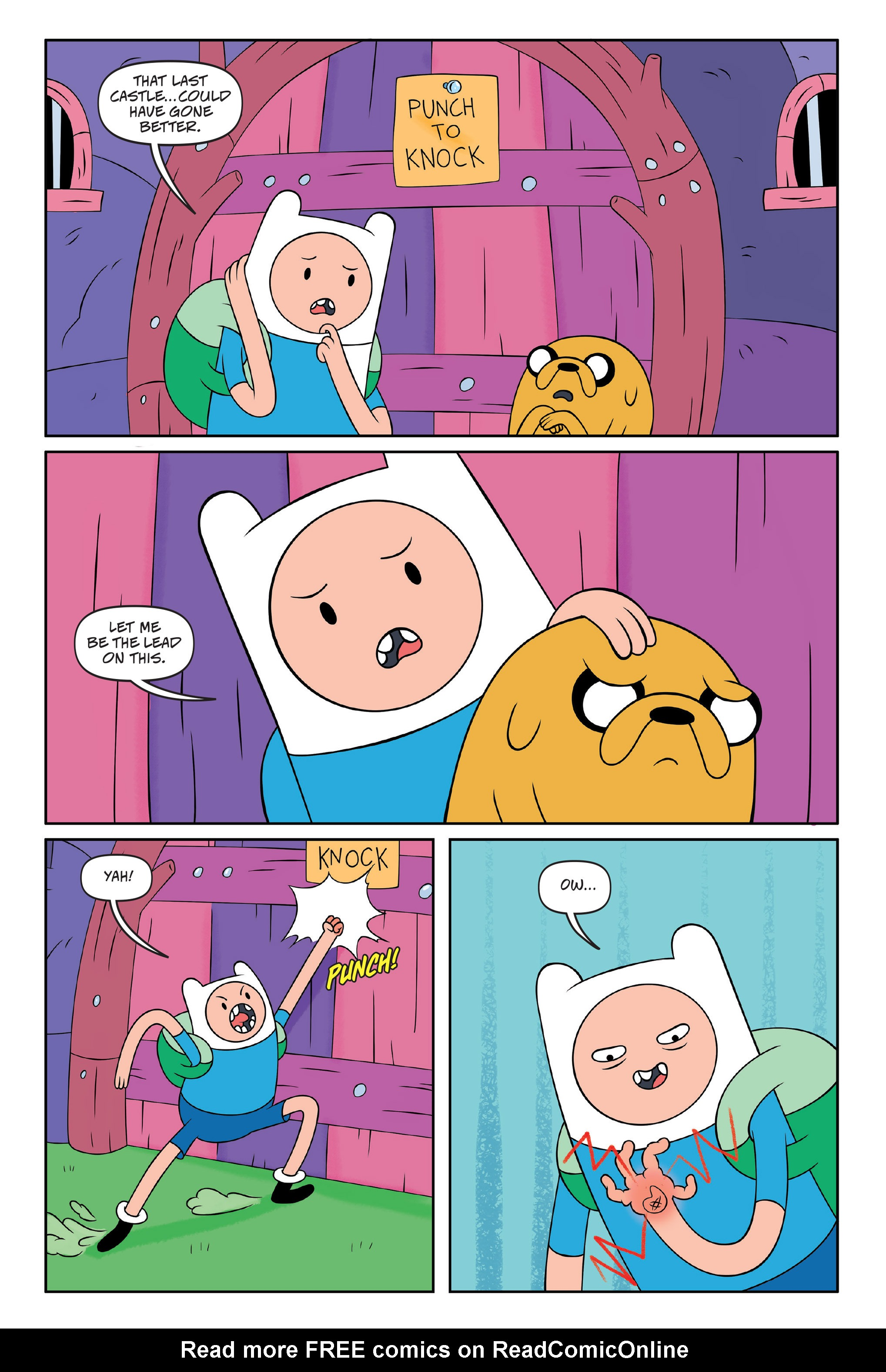 Read online Adventure Time comic -  Issue #Adventure Time _TPB 7 - 35