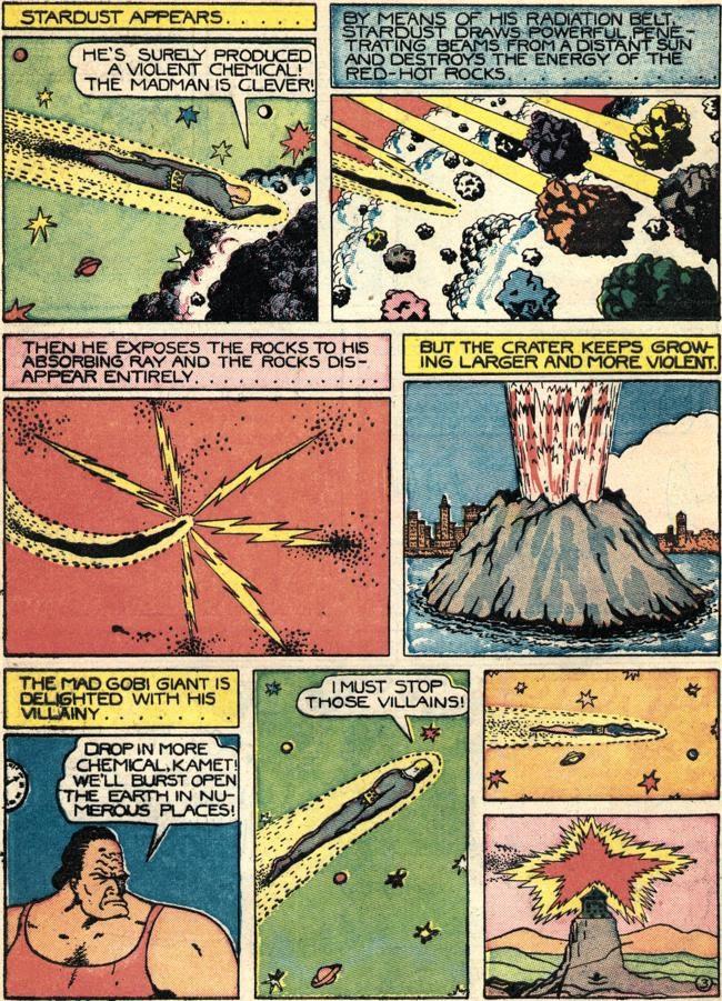 Read online Fantastic Comics comic -  Issue #4 - 55