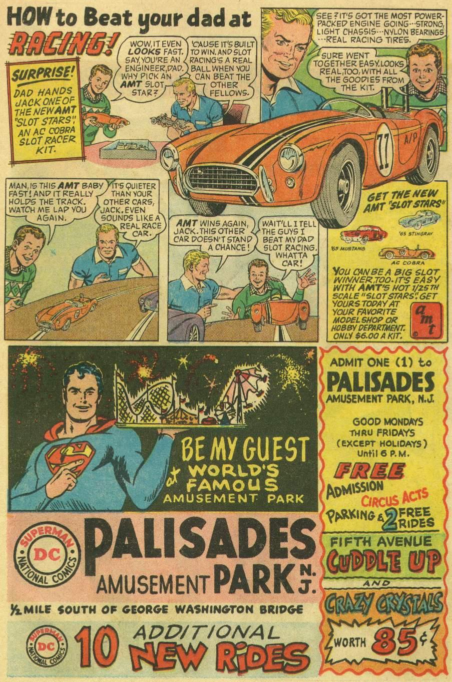 Read online Aquaman (1962) comic -  Issue #22 - 23