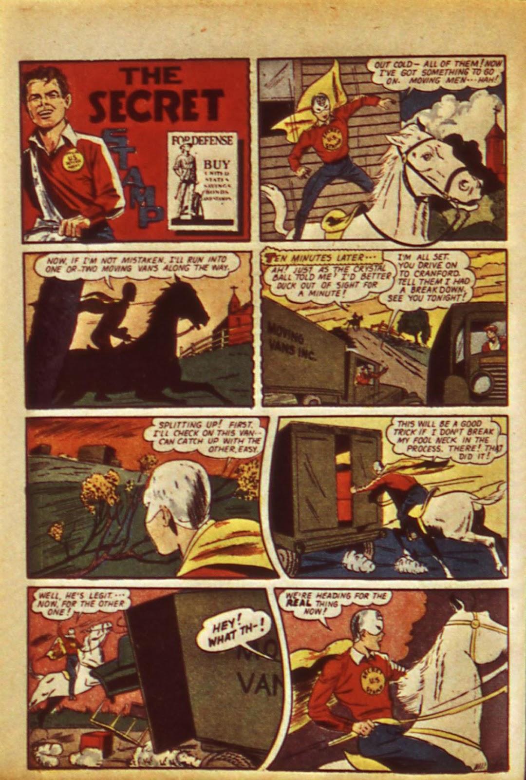 USA Comics issue 7 - Page 50