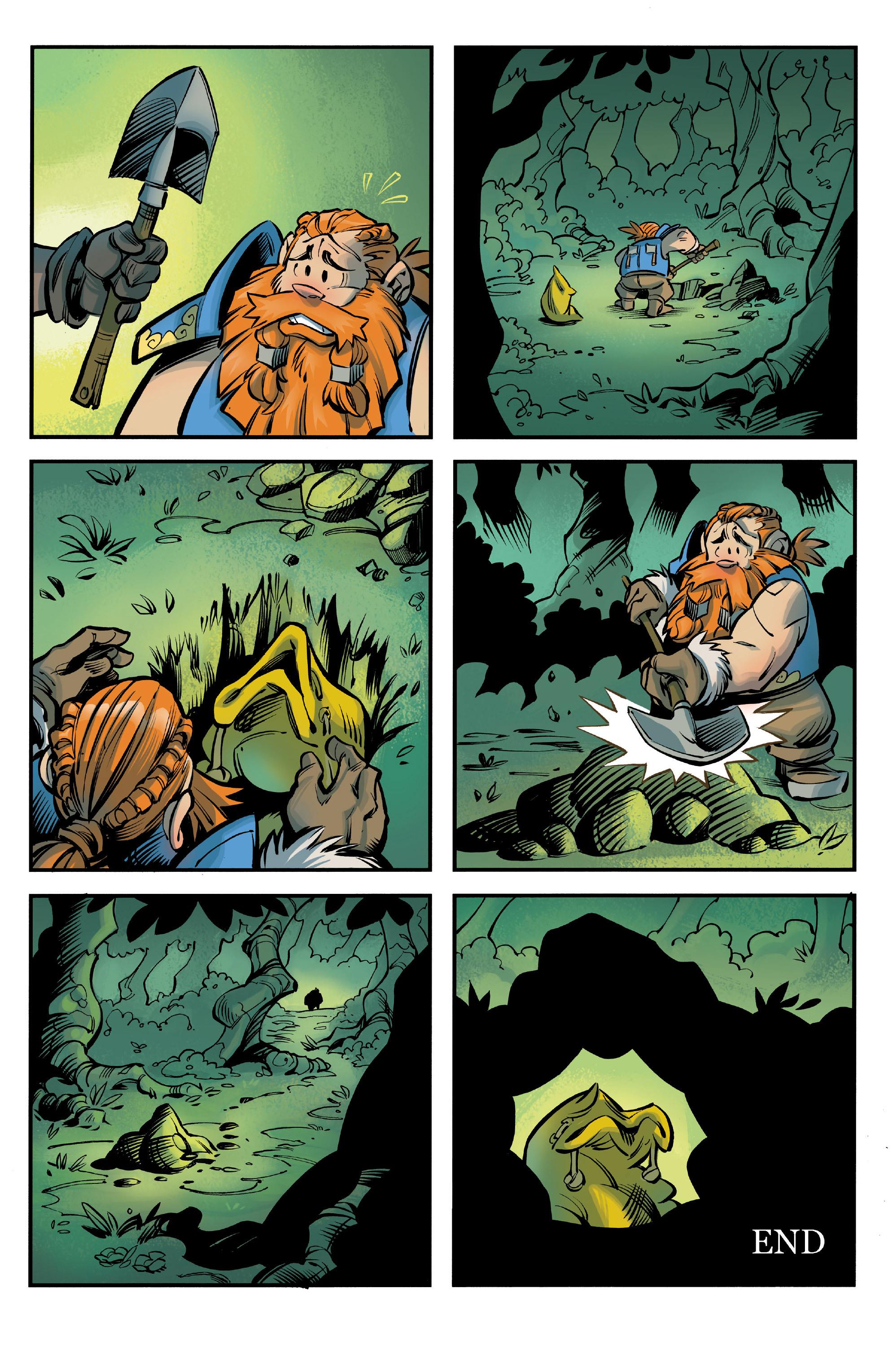 Read online Skullkickers comic -  Issue #18 - 16